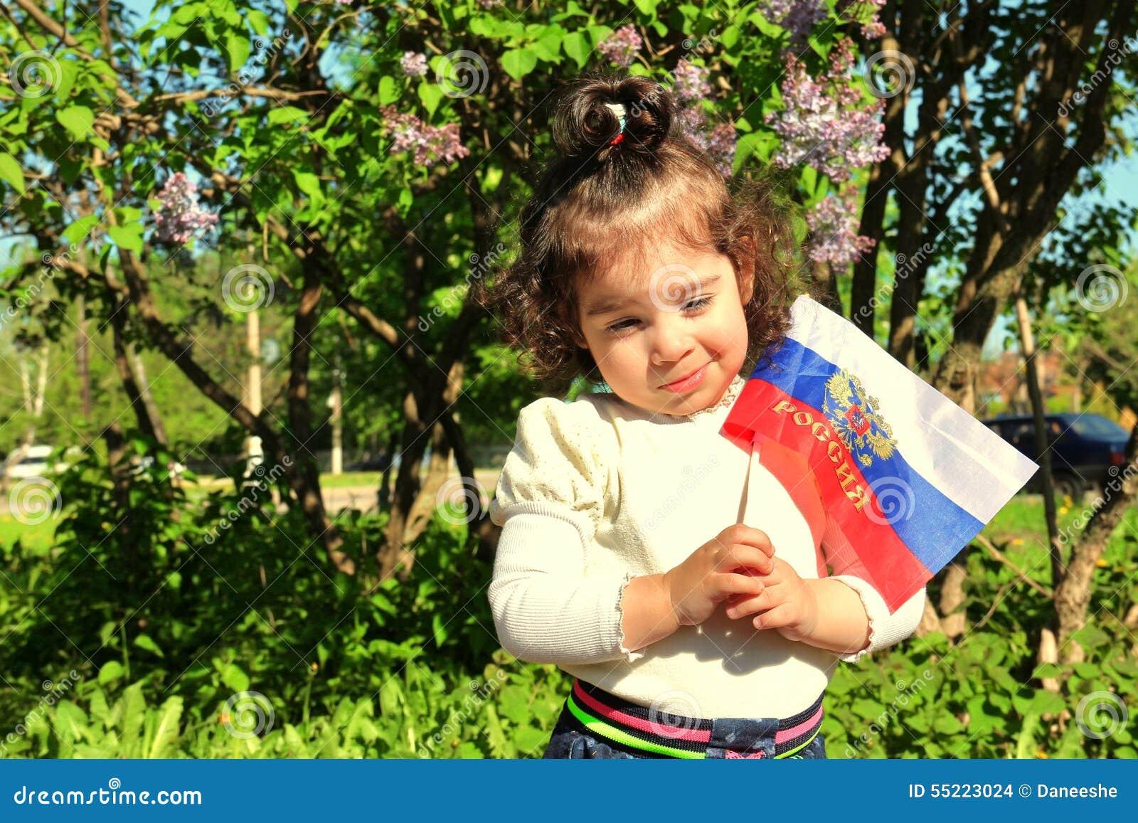 Девушка в россии перевод