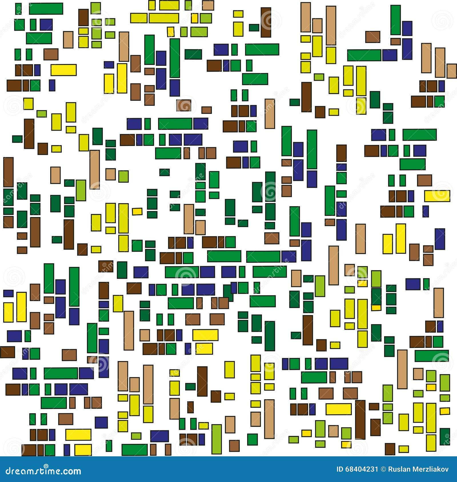 Малая картина квадратов