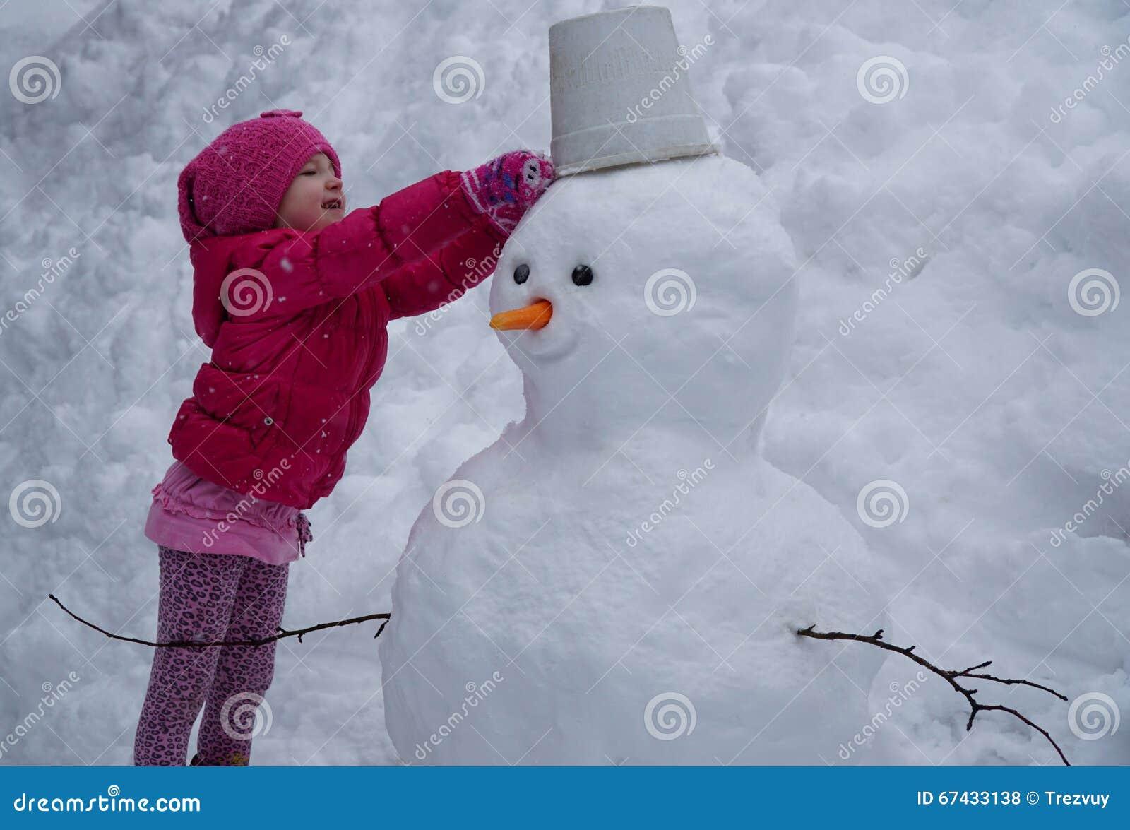 Картинка смешная снеговиков одень ведро, приколы девушки