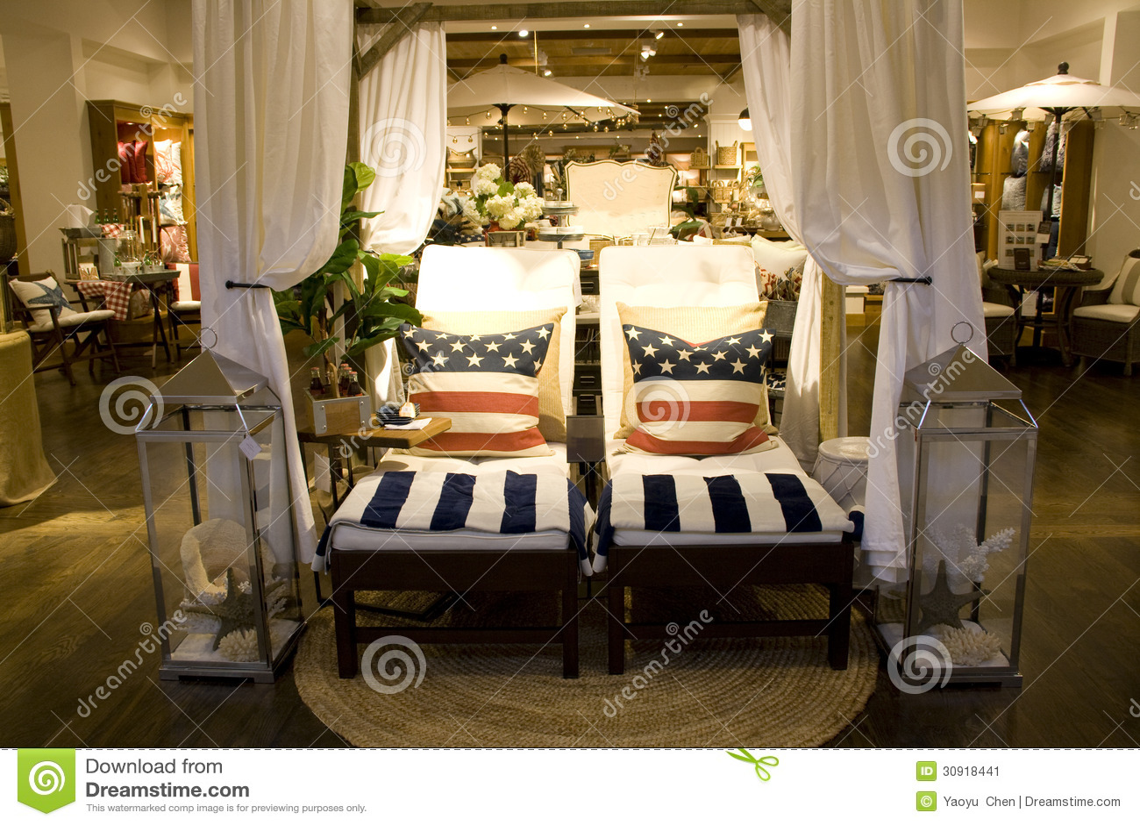 Мебель и домашний магазин декора