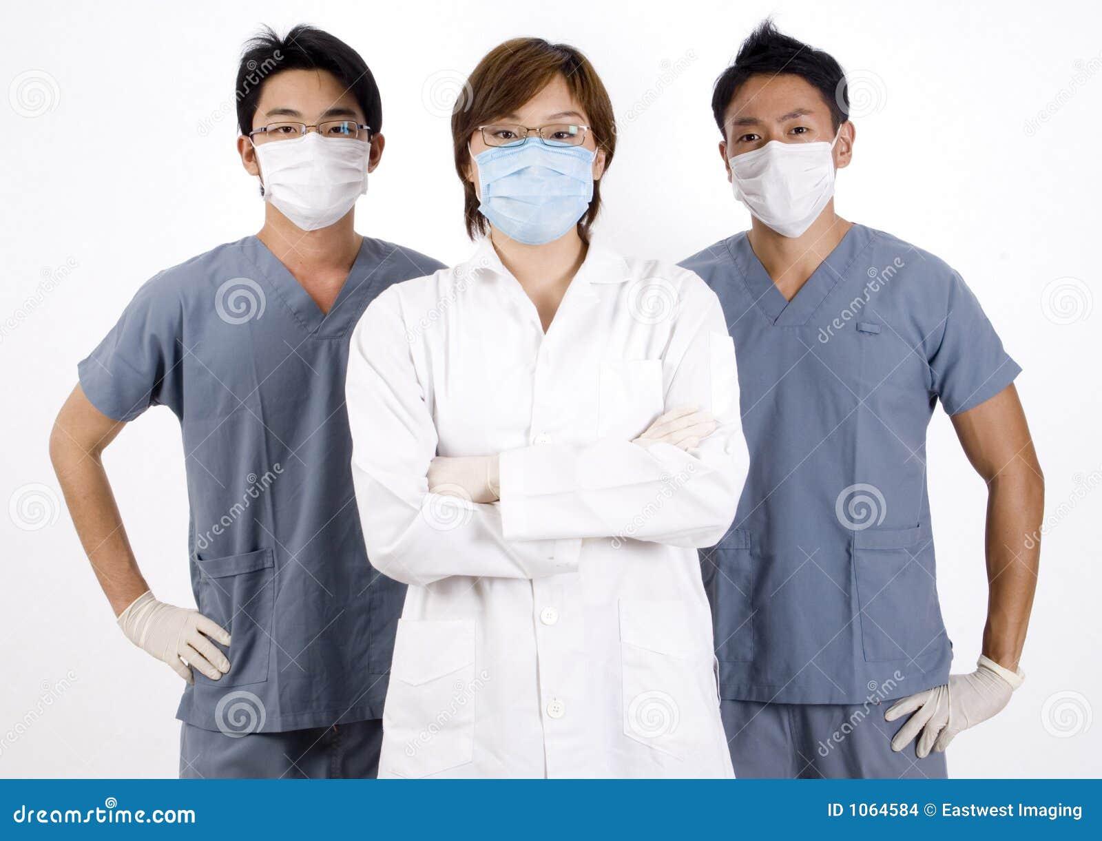 Медицинская бригада