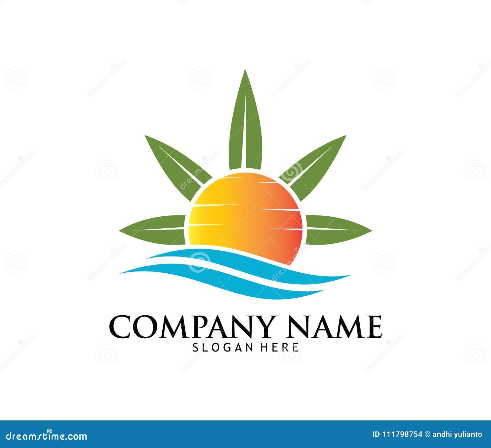 Медицинский дизайн логотипа лаборатории фармации лекарства конопли марихуаны