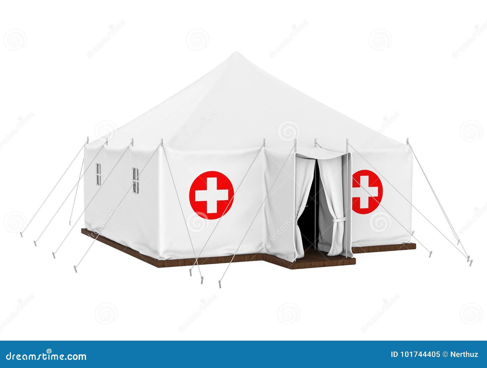 Медицинский изолированный шатер