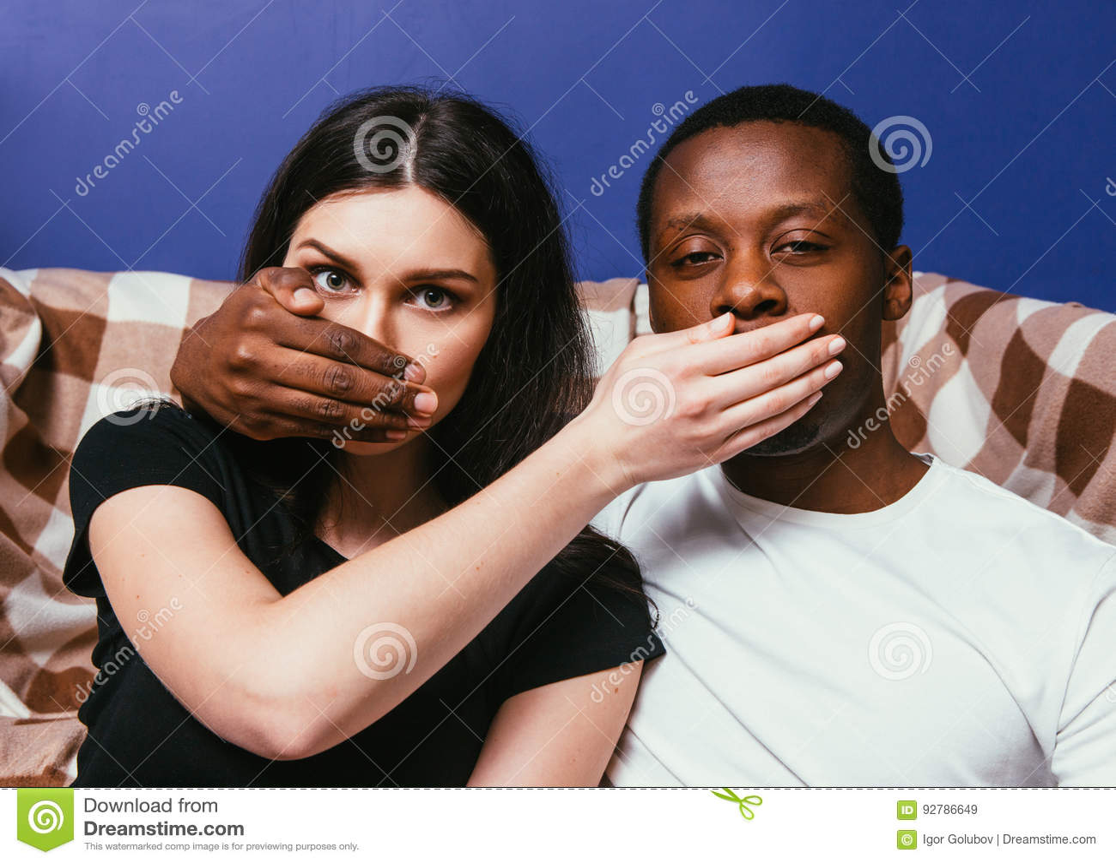 Межрассовые сексуальные отношения