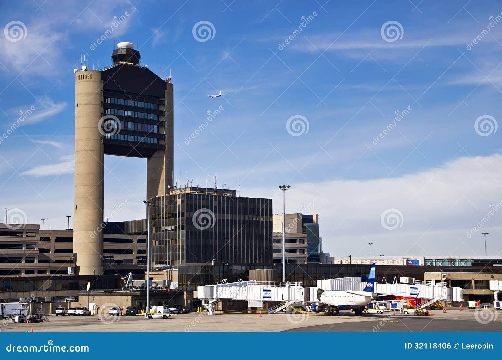 Международный аэропорт Logan, Бостон