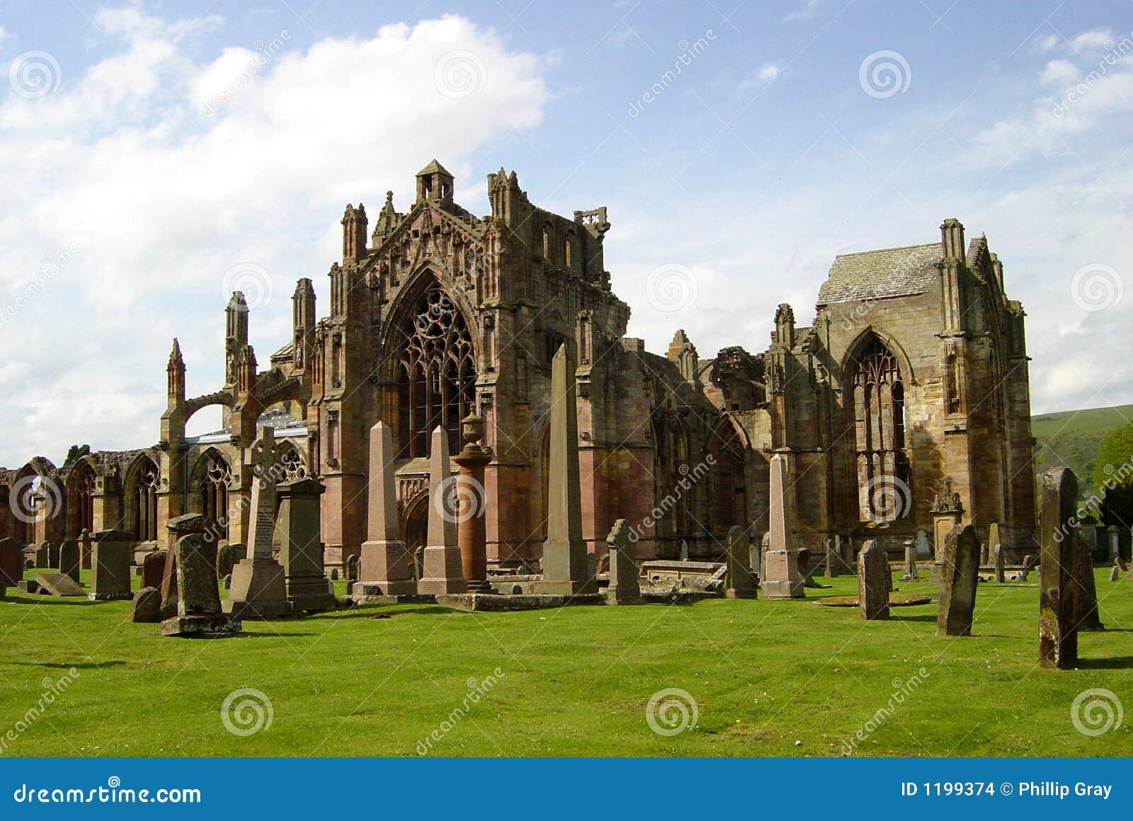 Мелроуз аббатства