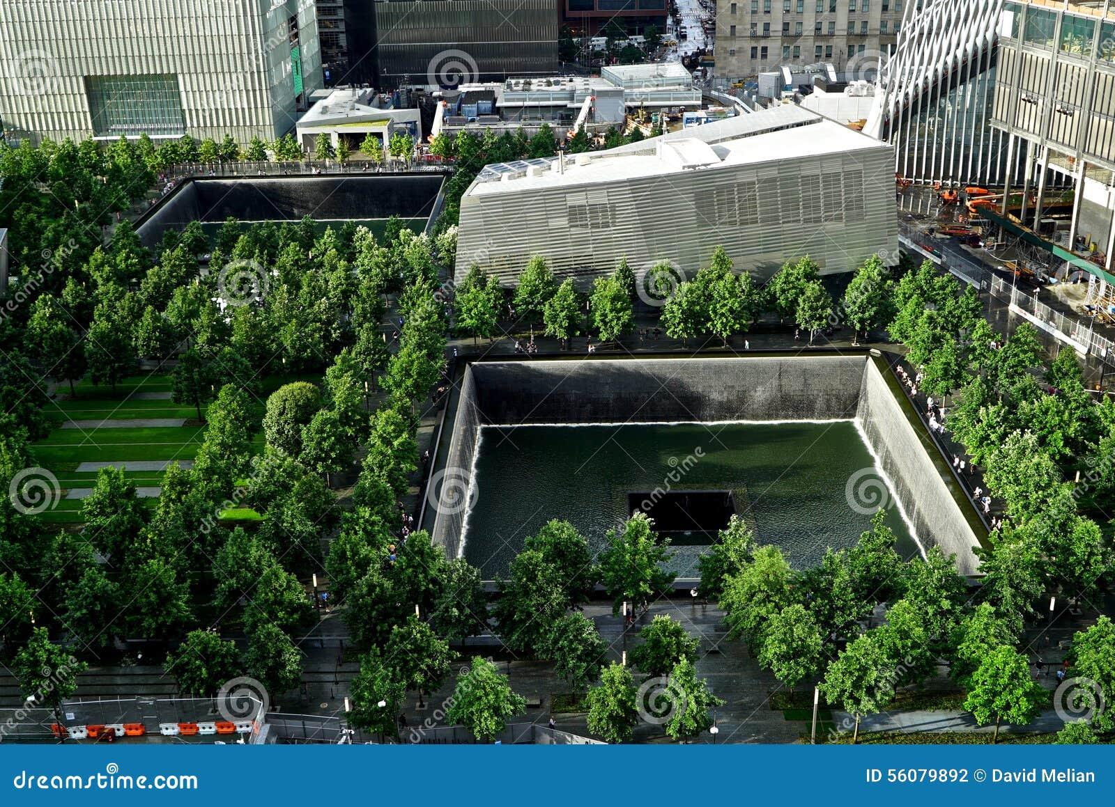 9/11 мемориальных мест, июнь 2015