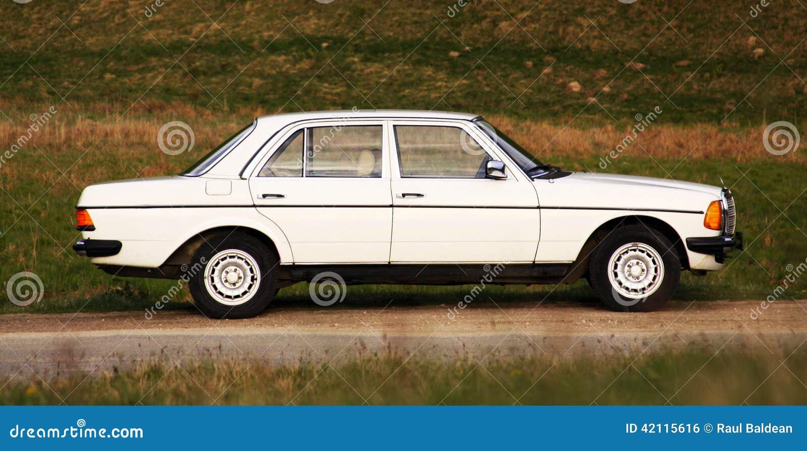 Мерседес-Benz W123 - кобра 240D