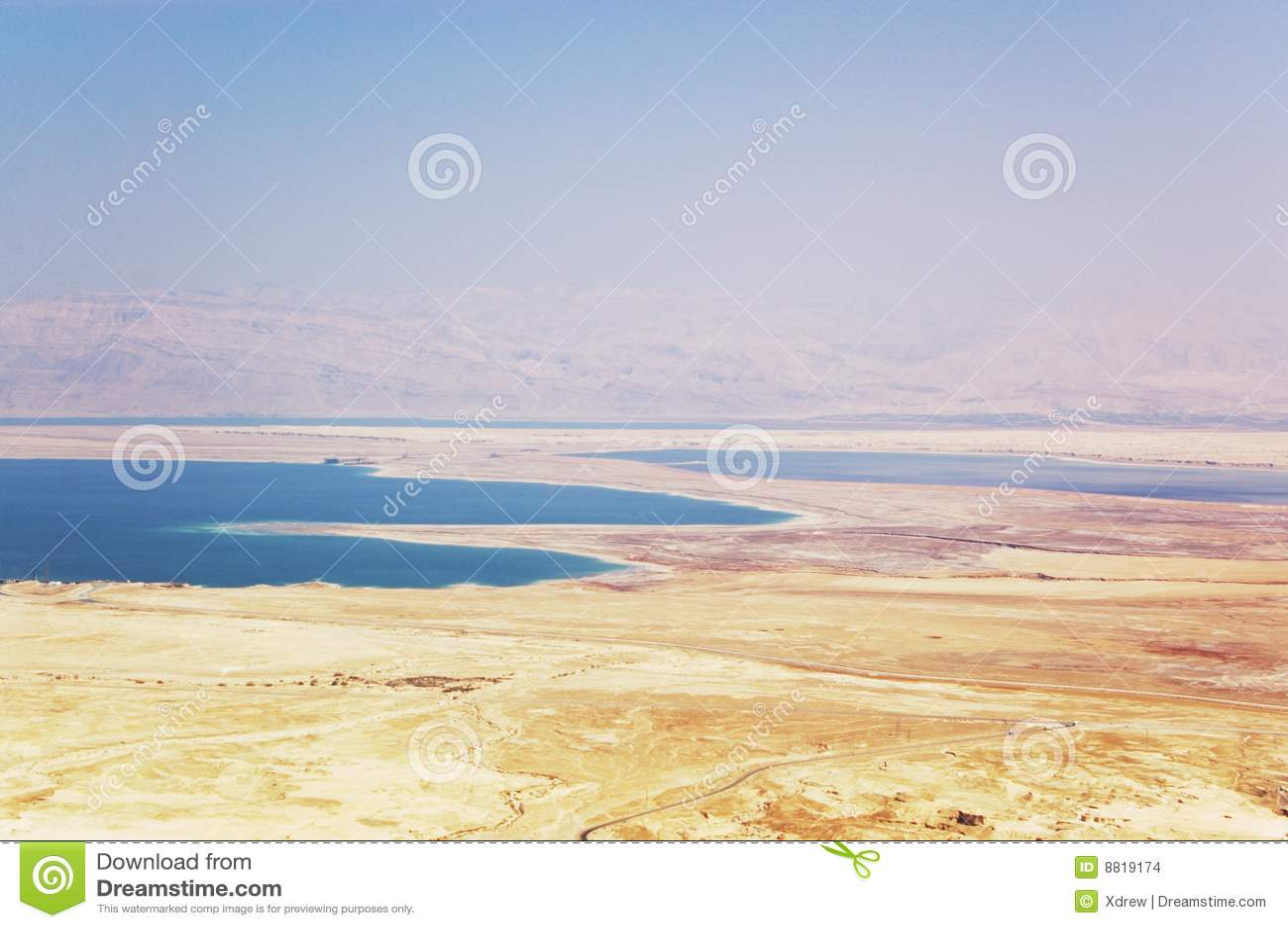 мертвое море judea deset