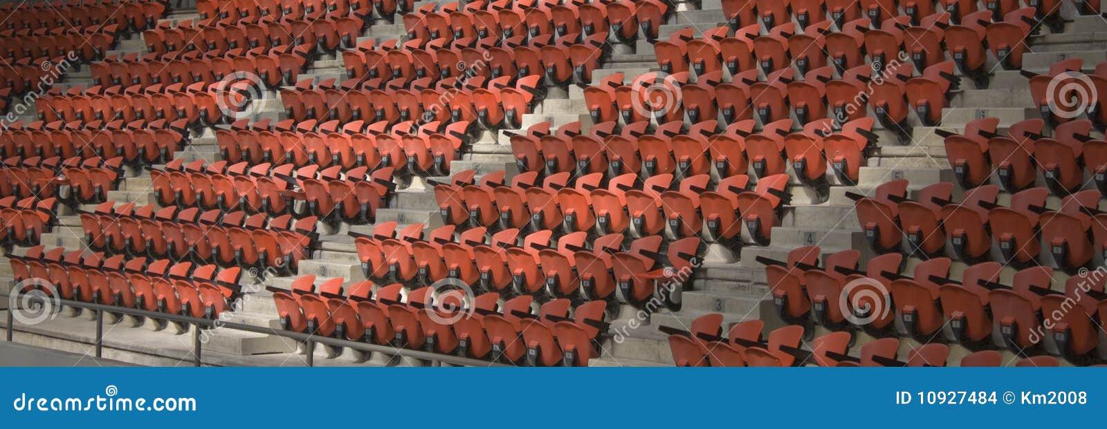 места арены