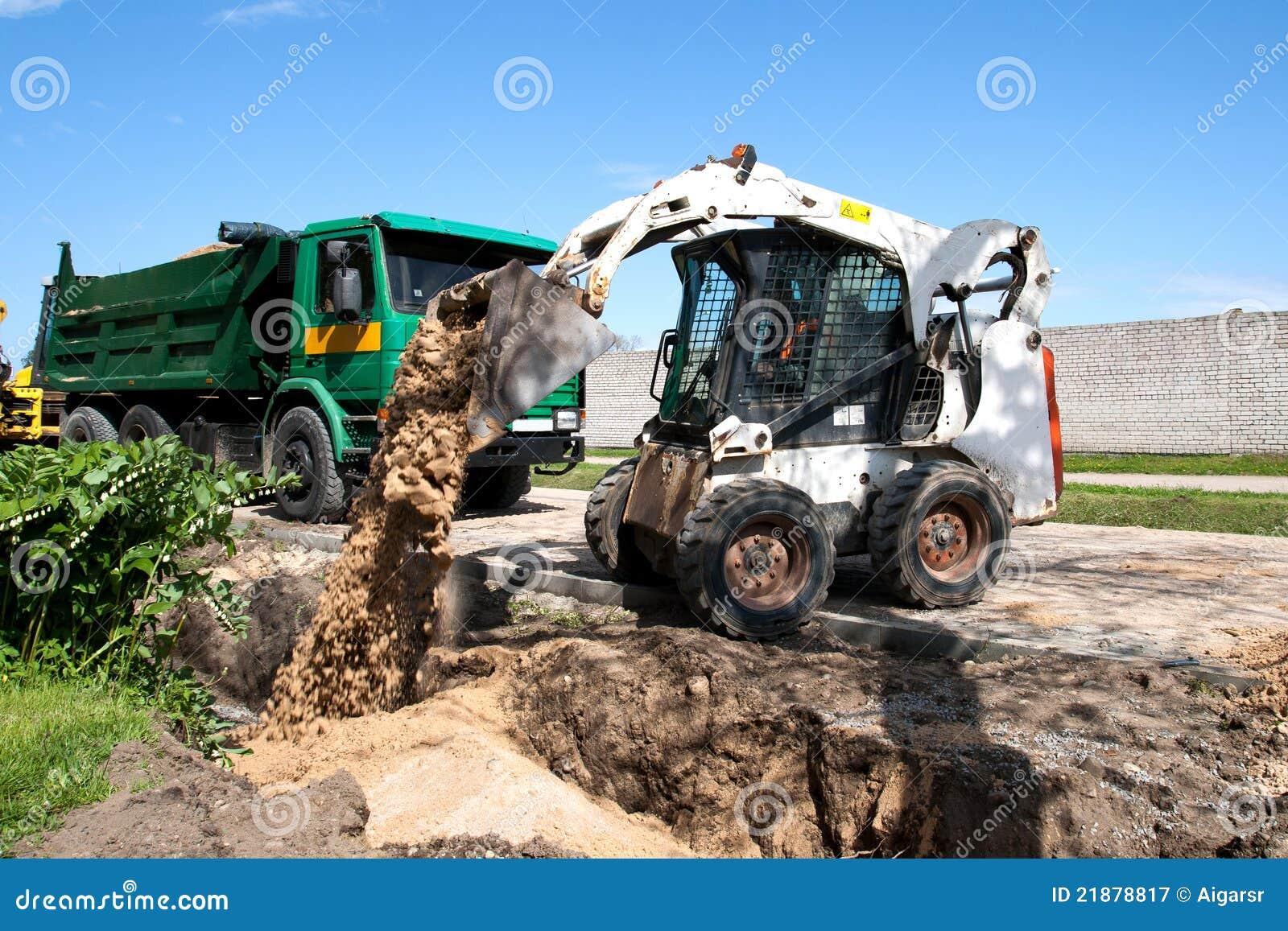 место землечерпалки конструкции миниое