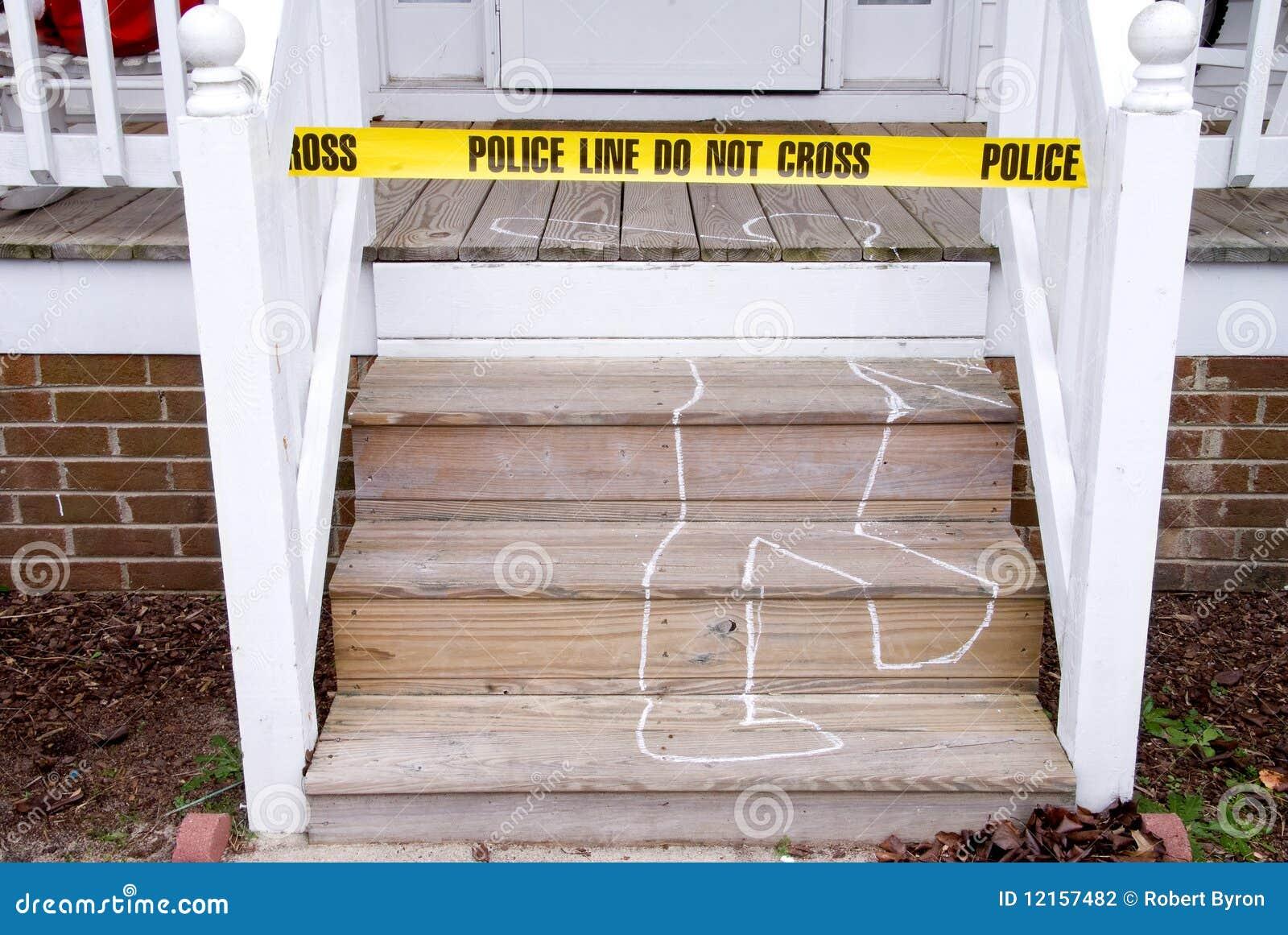 Место преступления