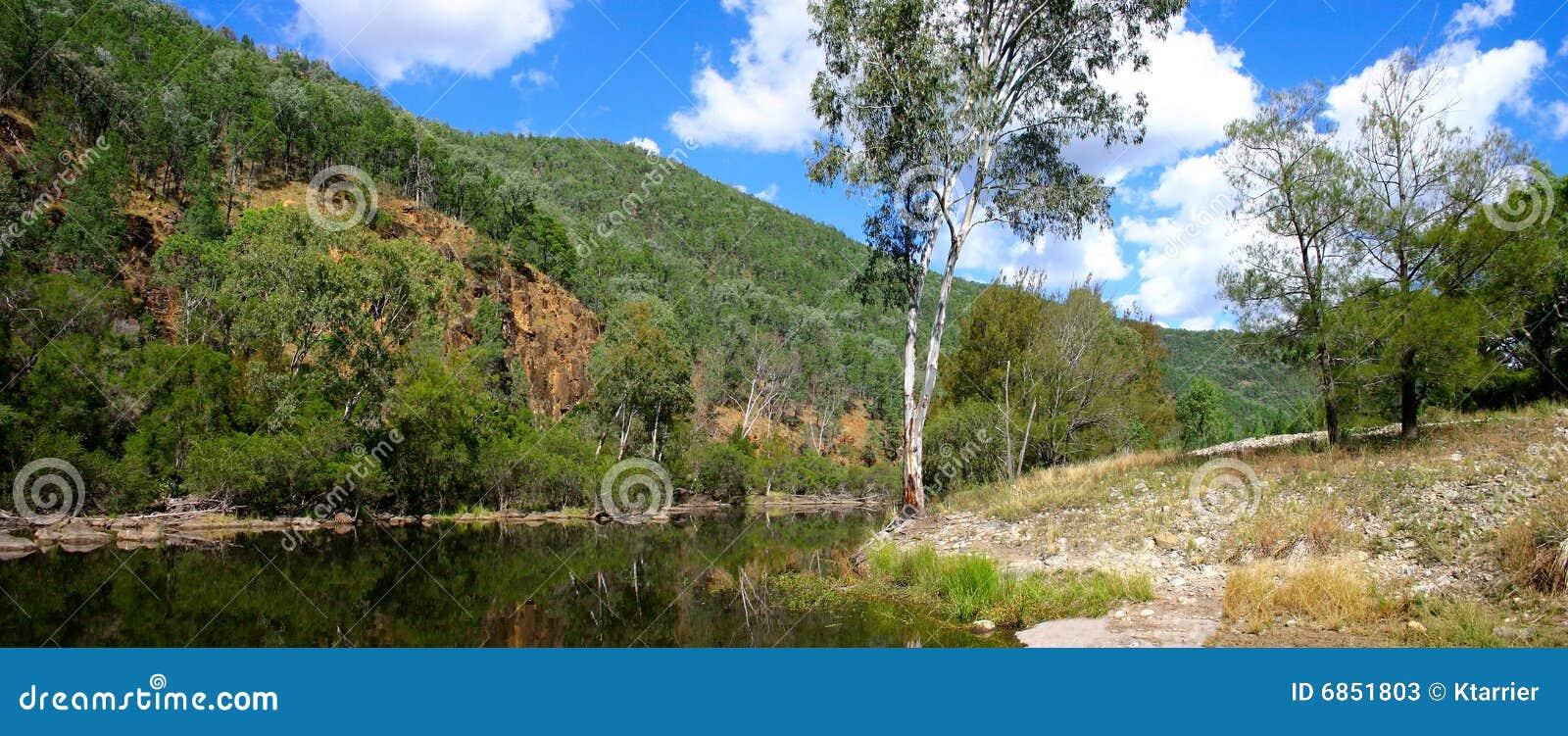 место реки 1 захолустья