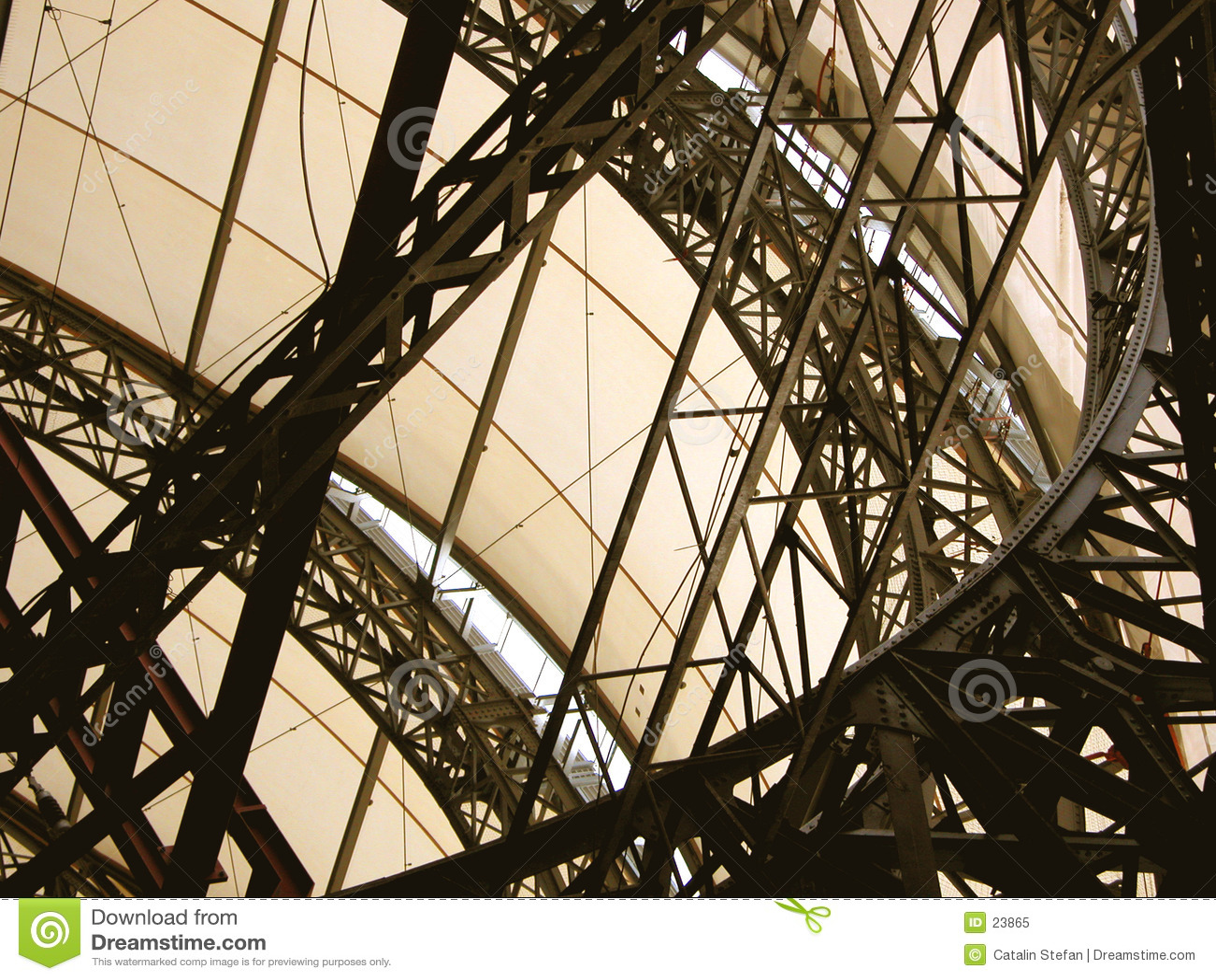 металлическая структура