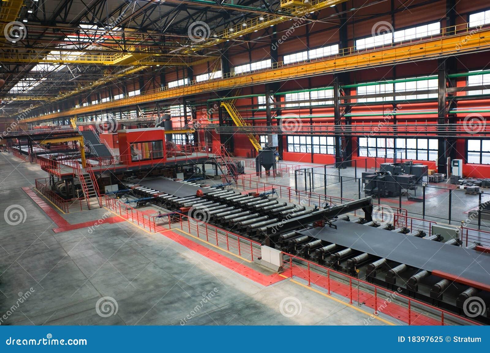 металл индустрии