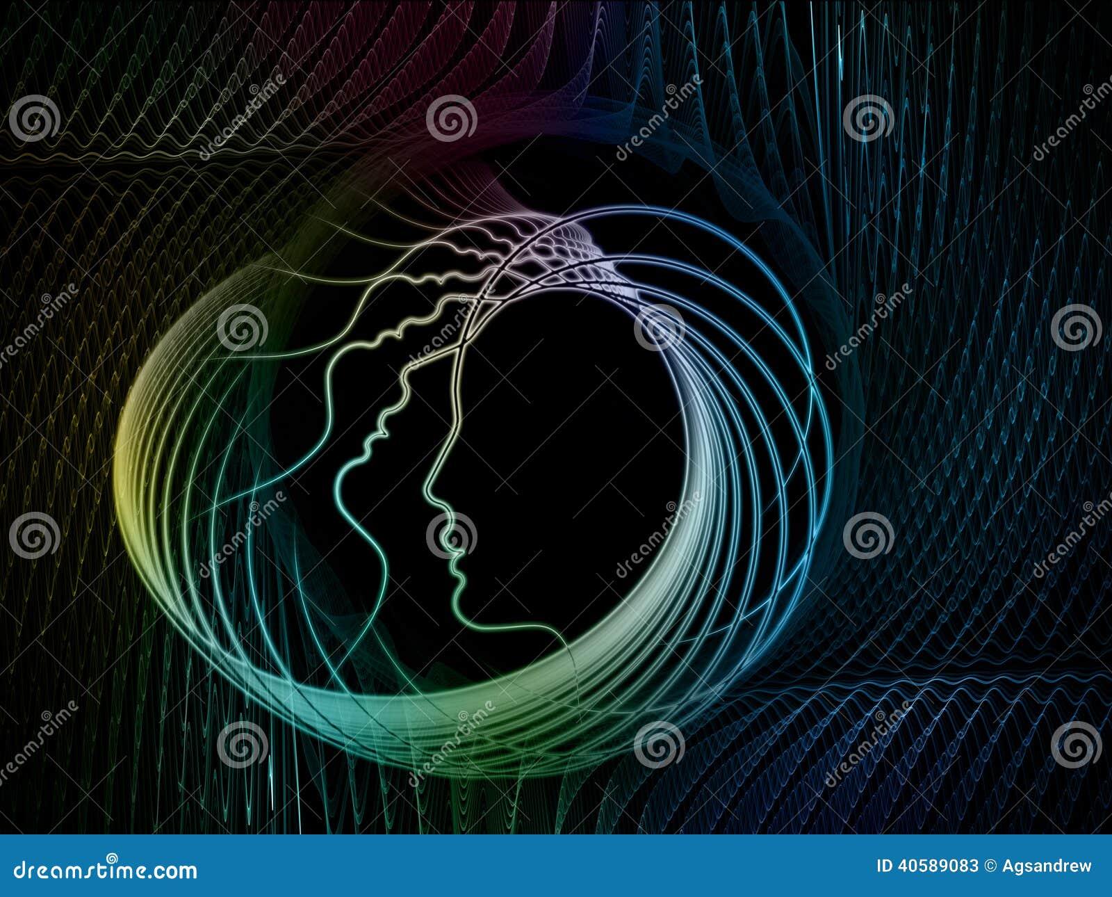 Метафора геометрии души