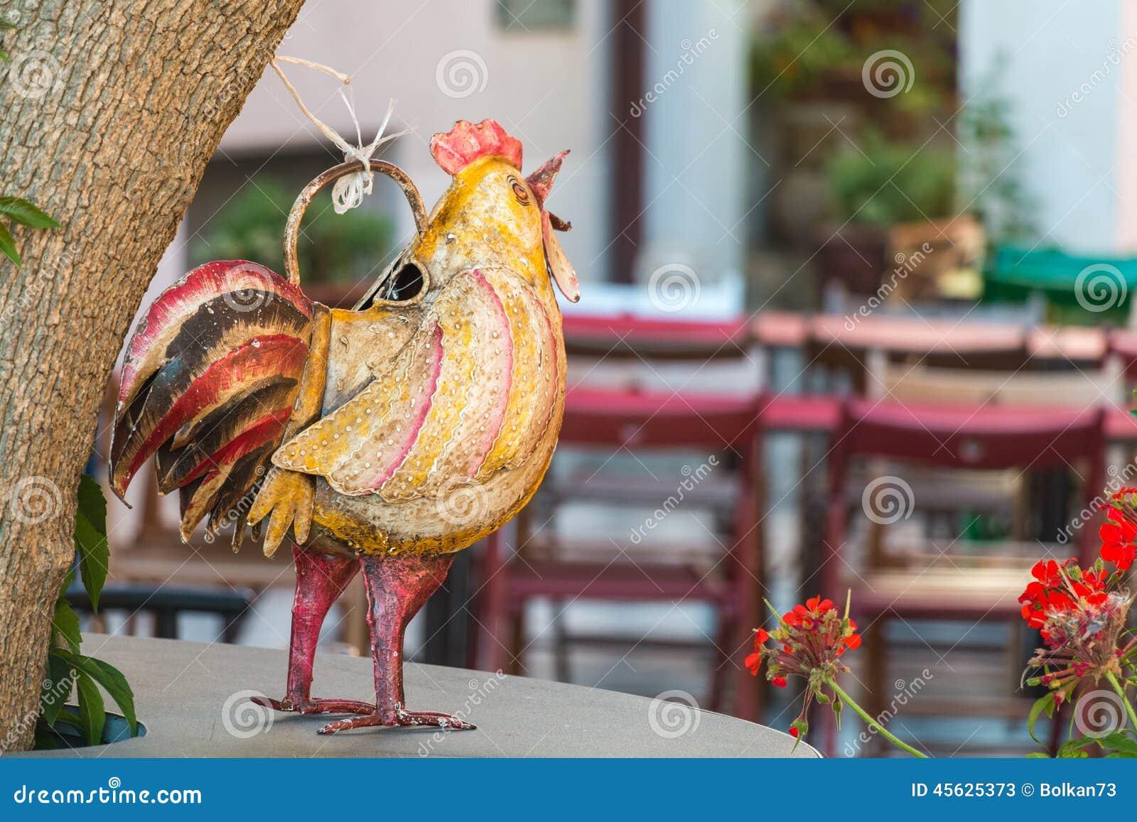 Металлический цыпленок