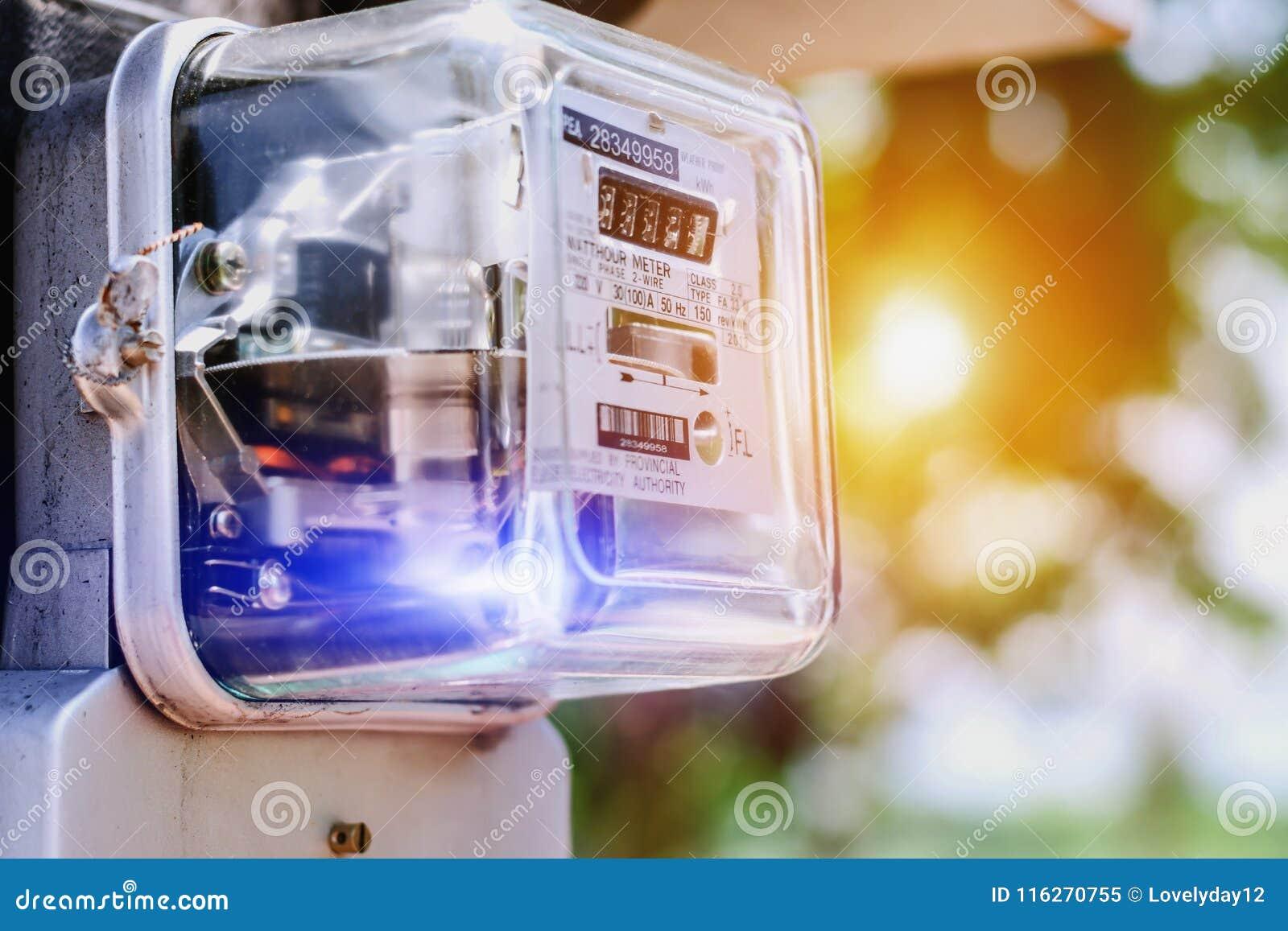 Метр amp ваттчаса электричества
