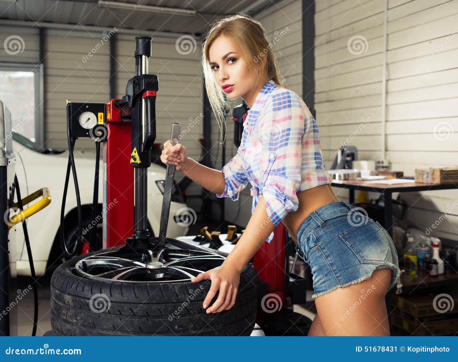 Фото колесо для девушка