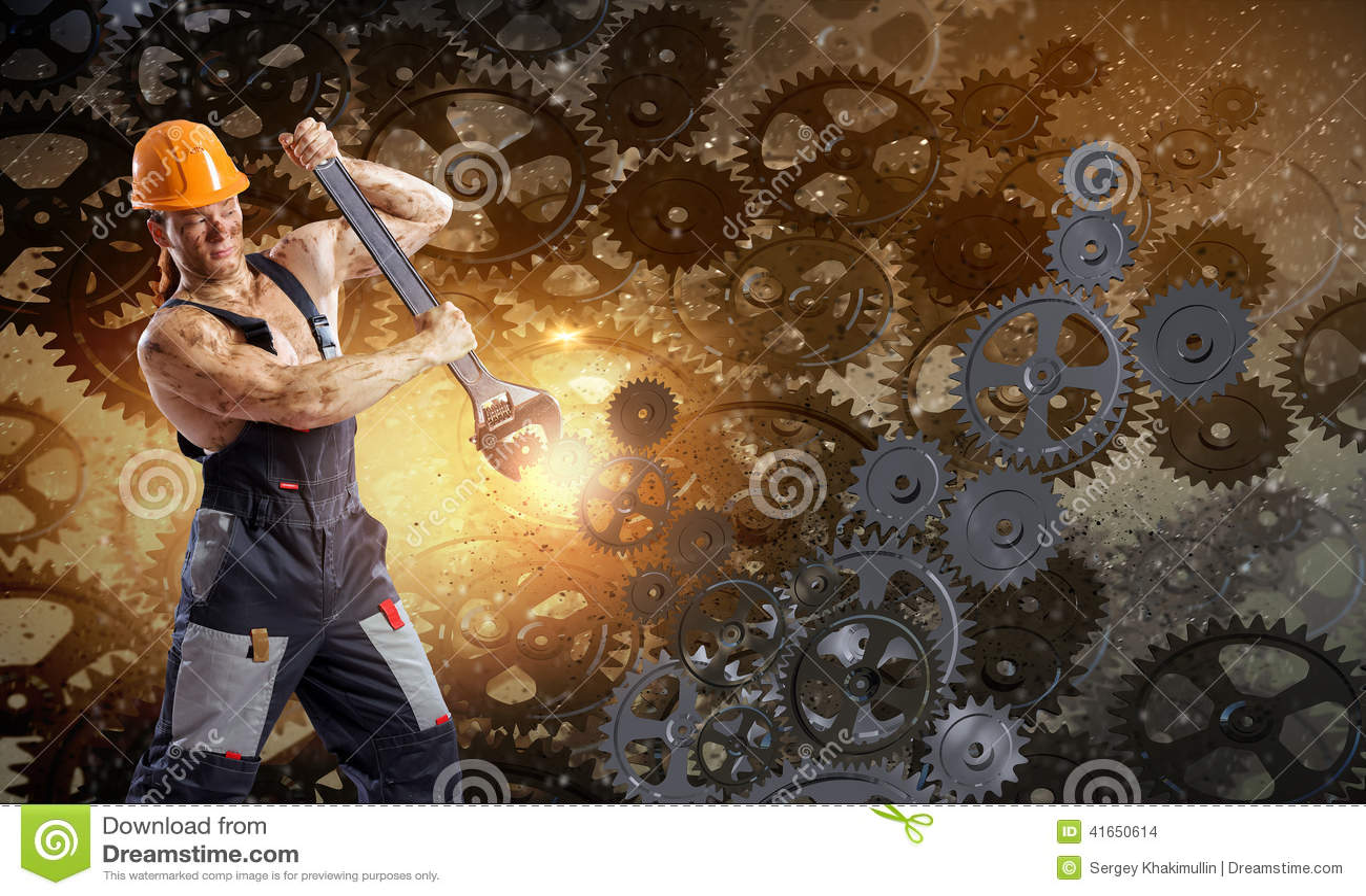 Механик человека