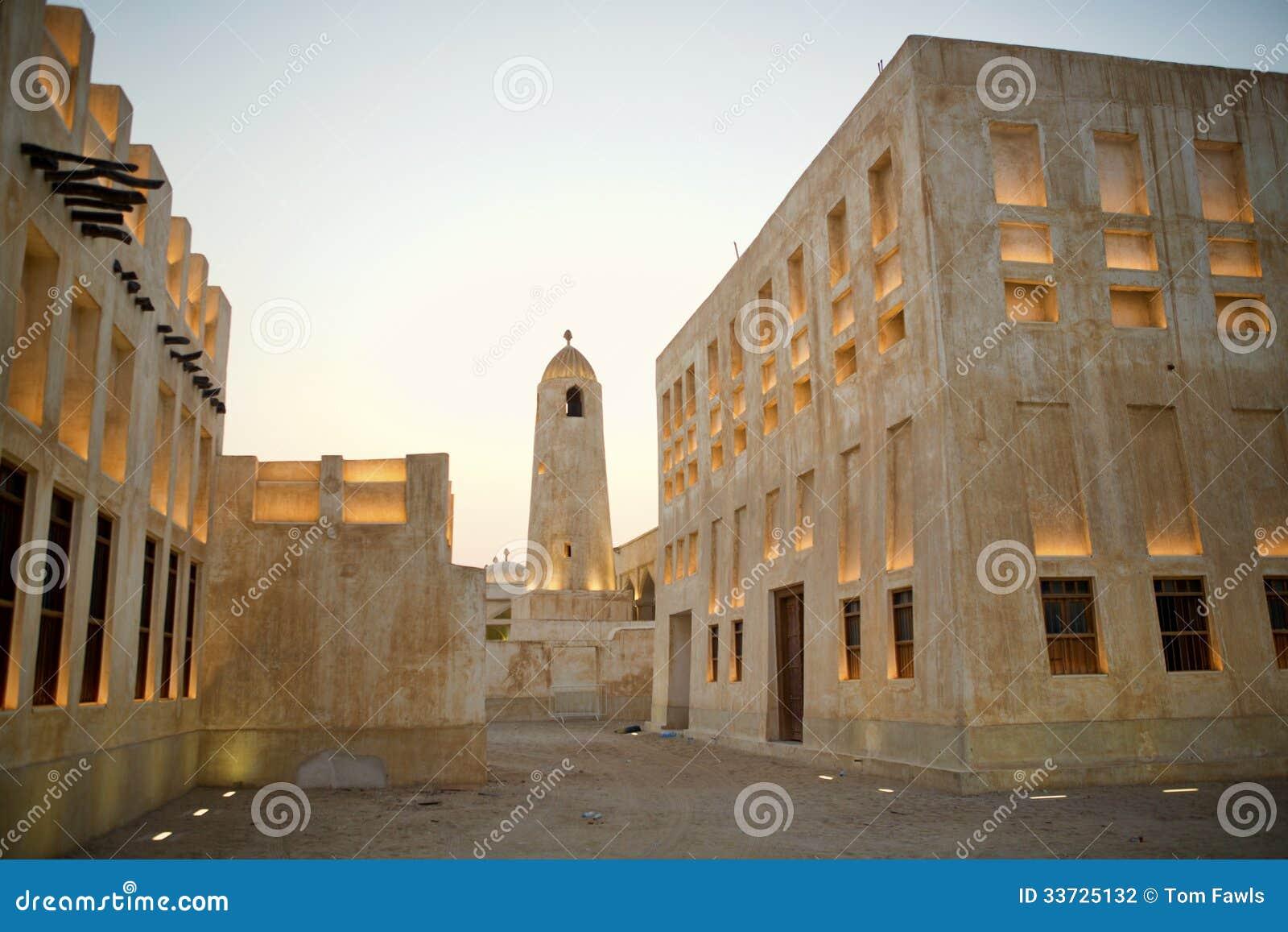 Мечеть на сумраке