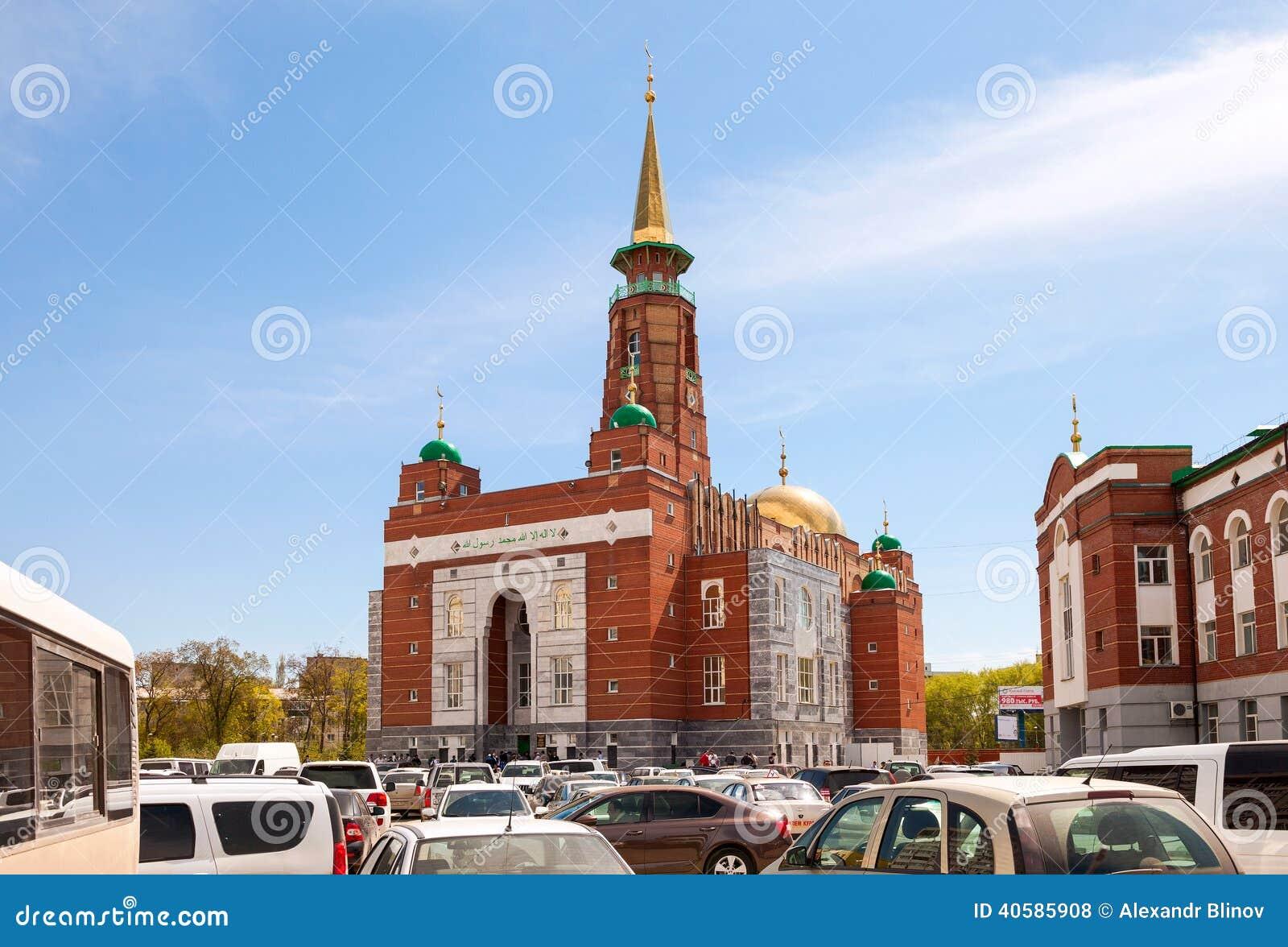 Мечеть собора самары