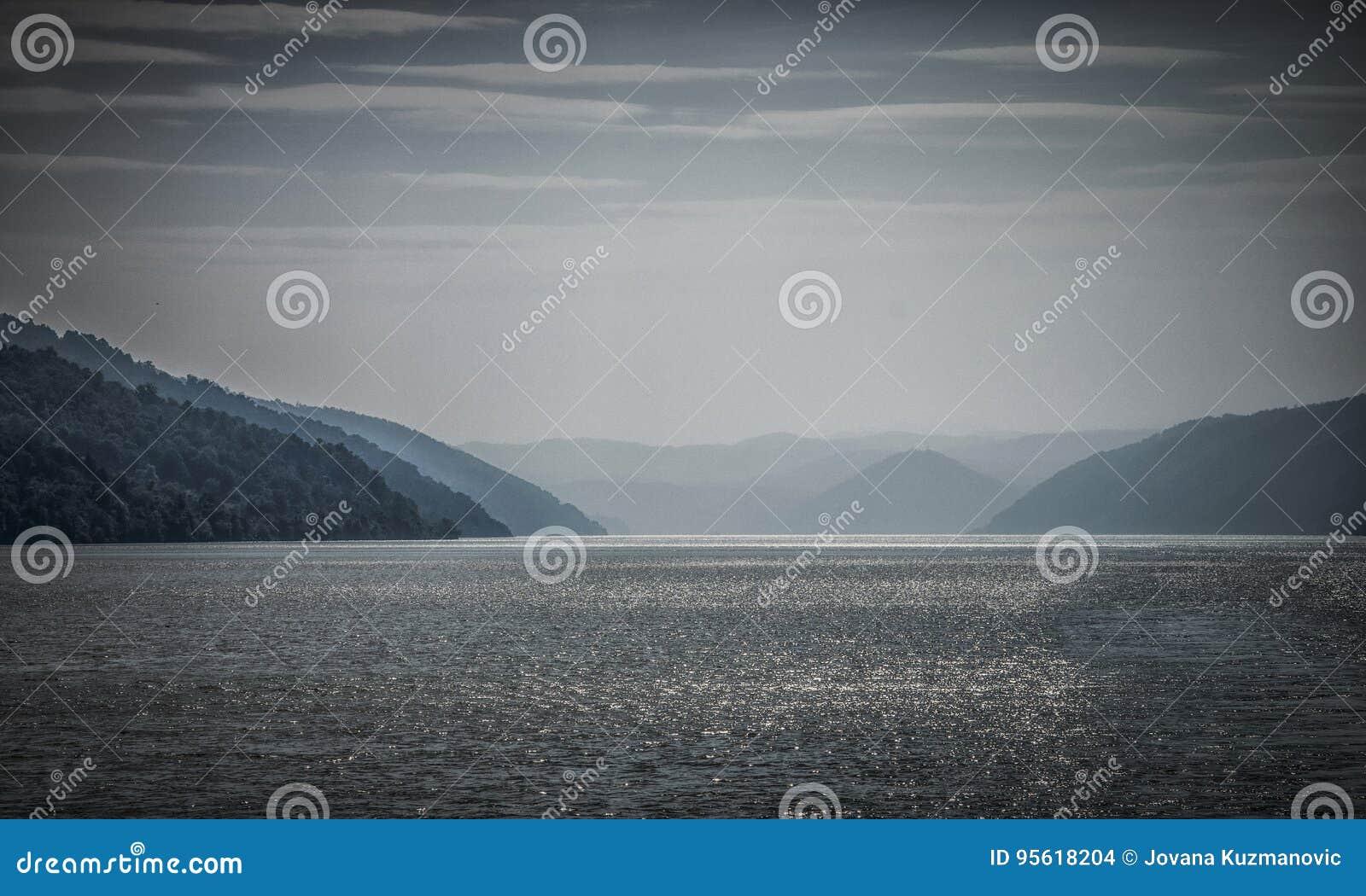 Мечтательный Дунай