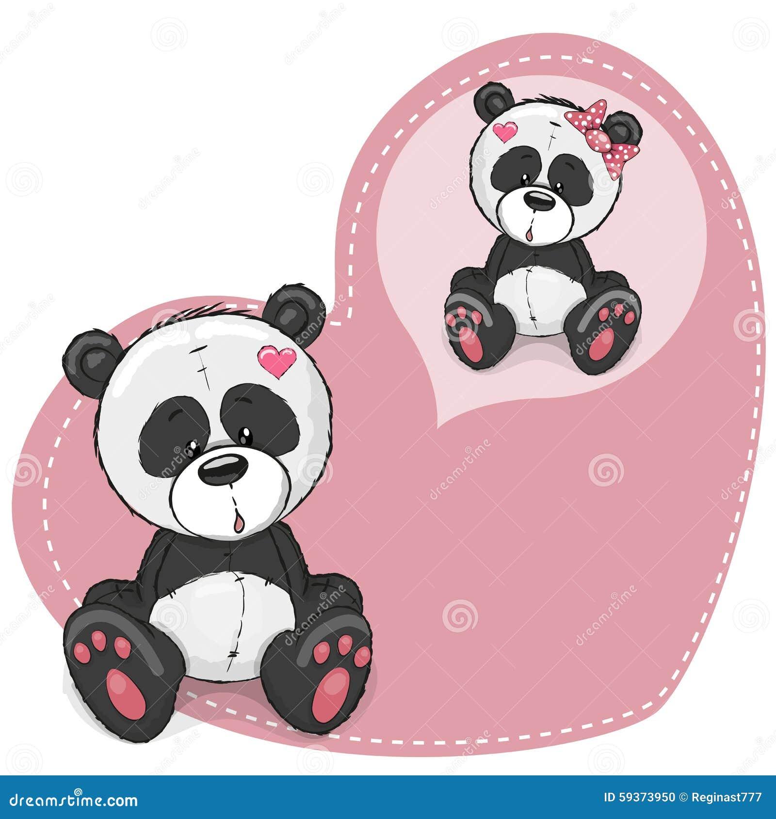 Мечтать панда
