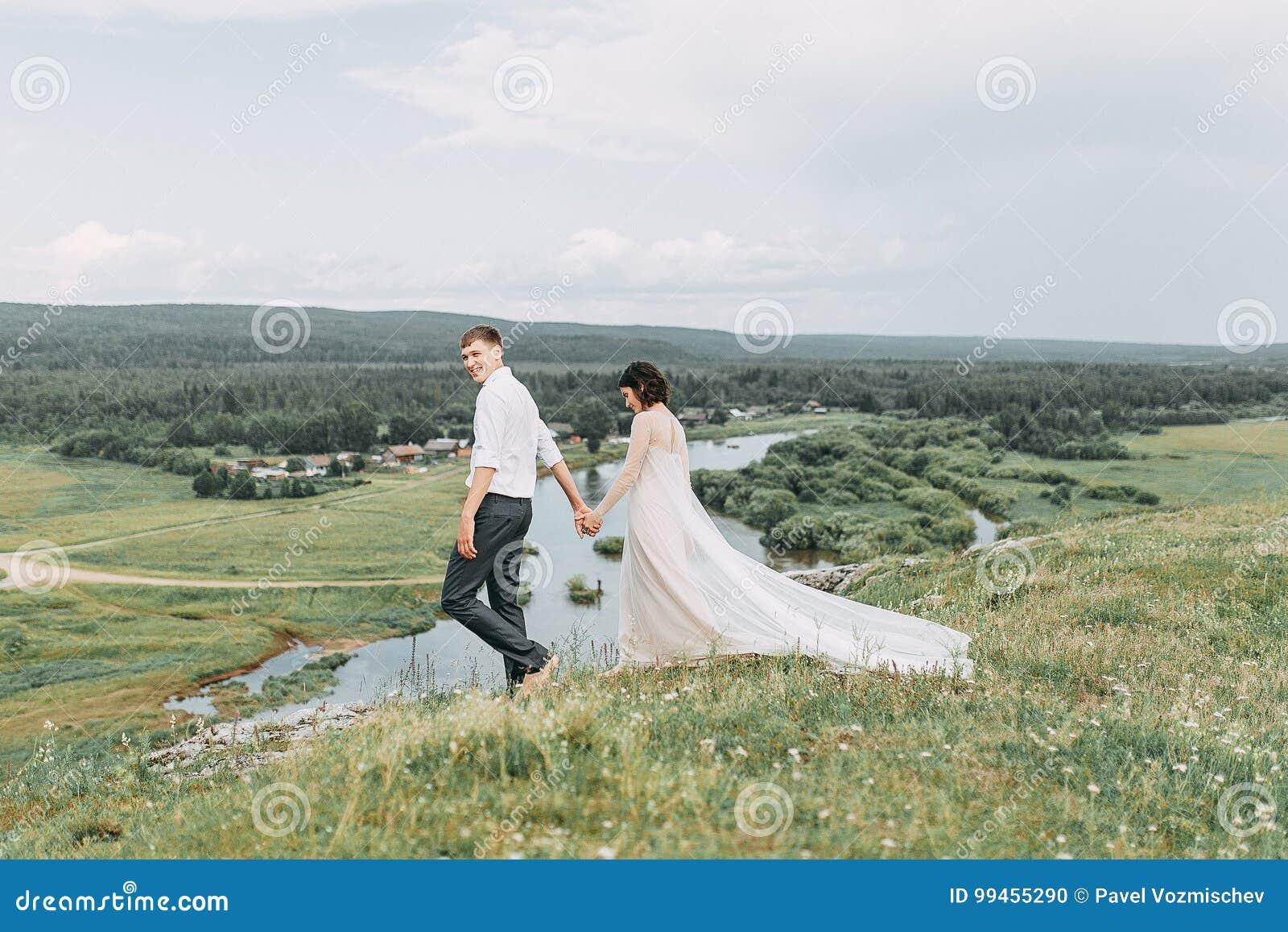 Мечт свадьба в горах