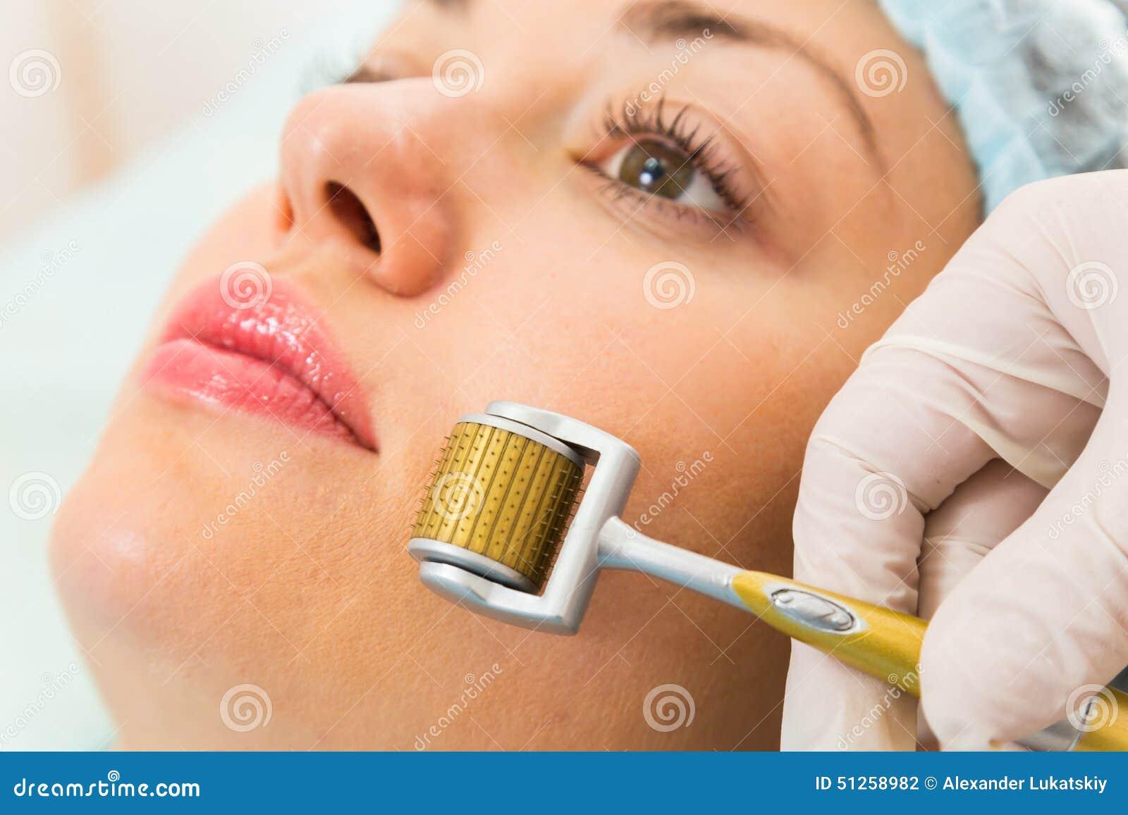 Медицинская косметическая процедура