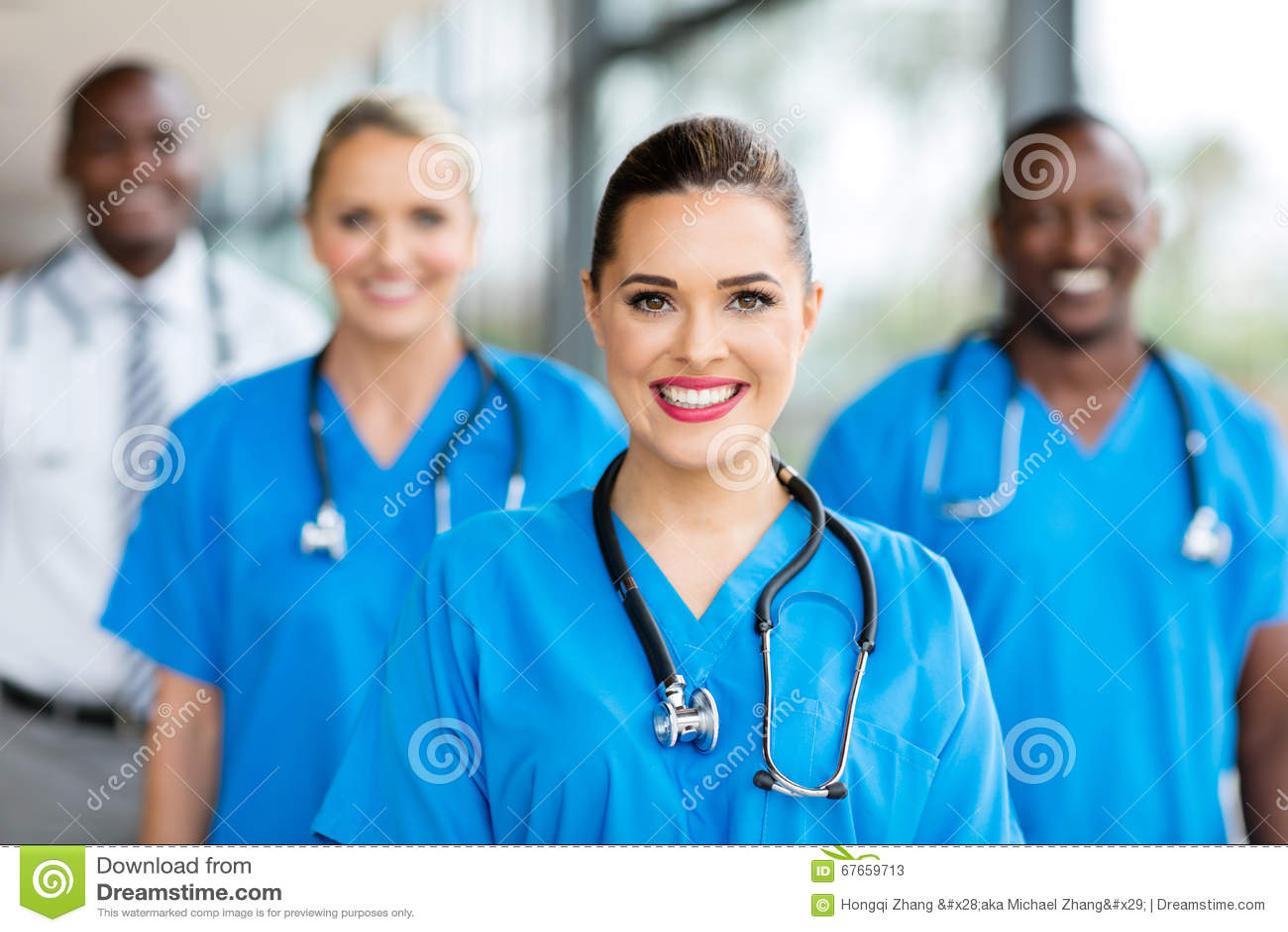 Медицинские коллегаы нюни