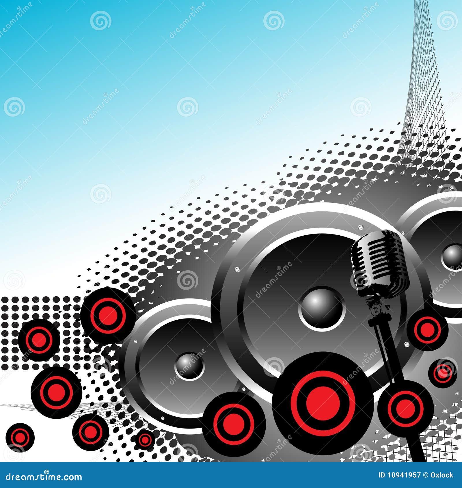 микрофон громкоговорителей