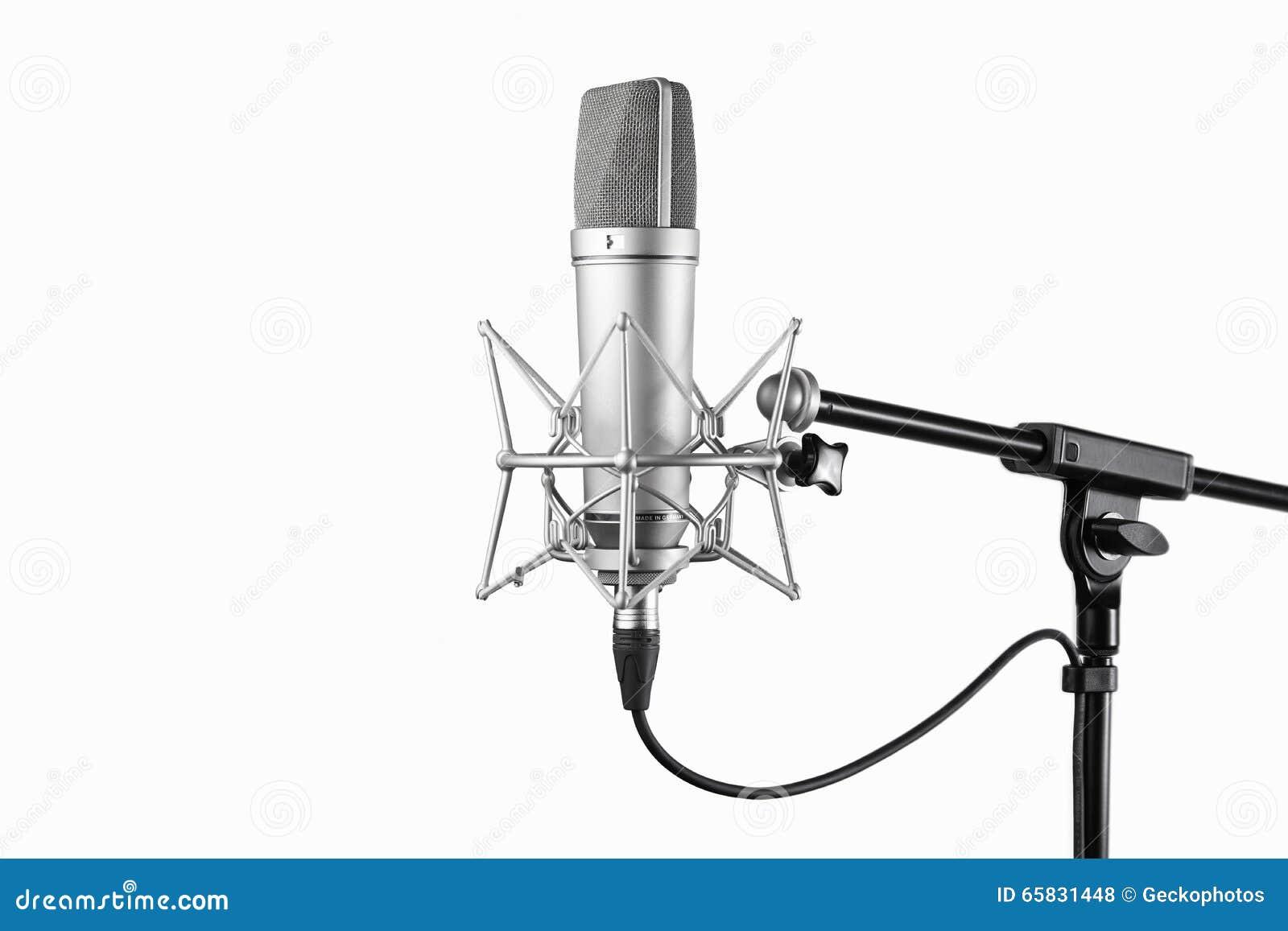 Микрофон 1