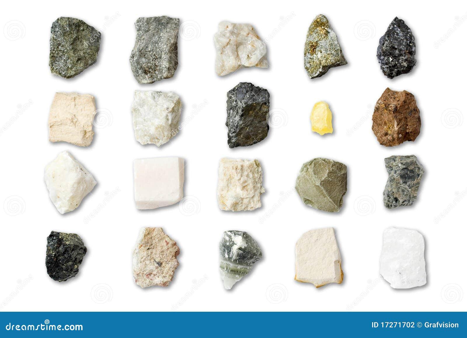 минералы собрания