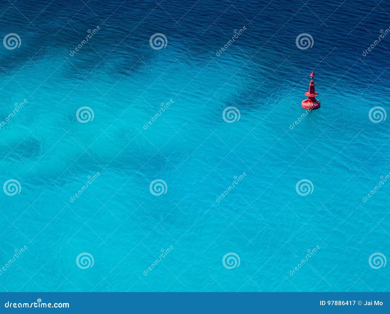 Минимальный томбуй океана