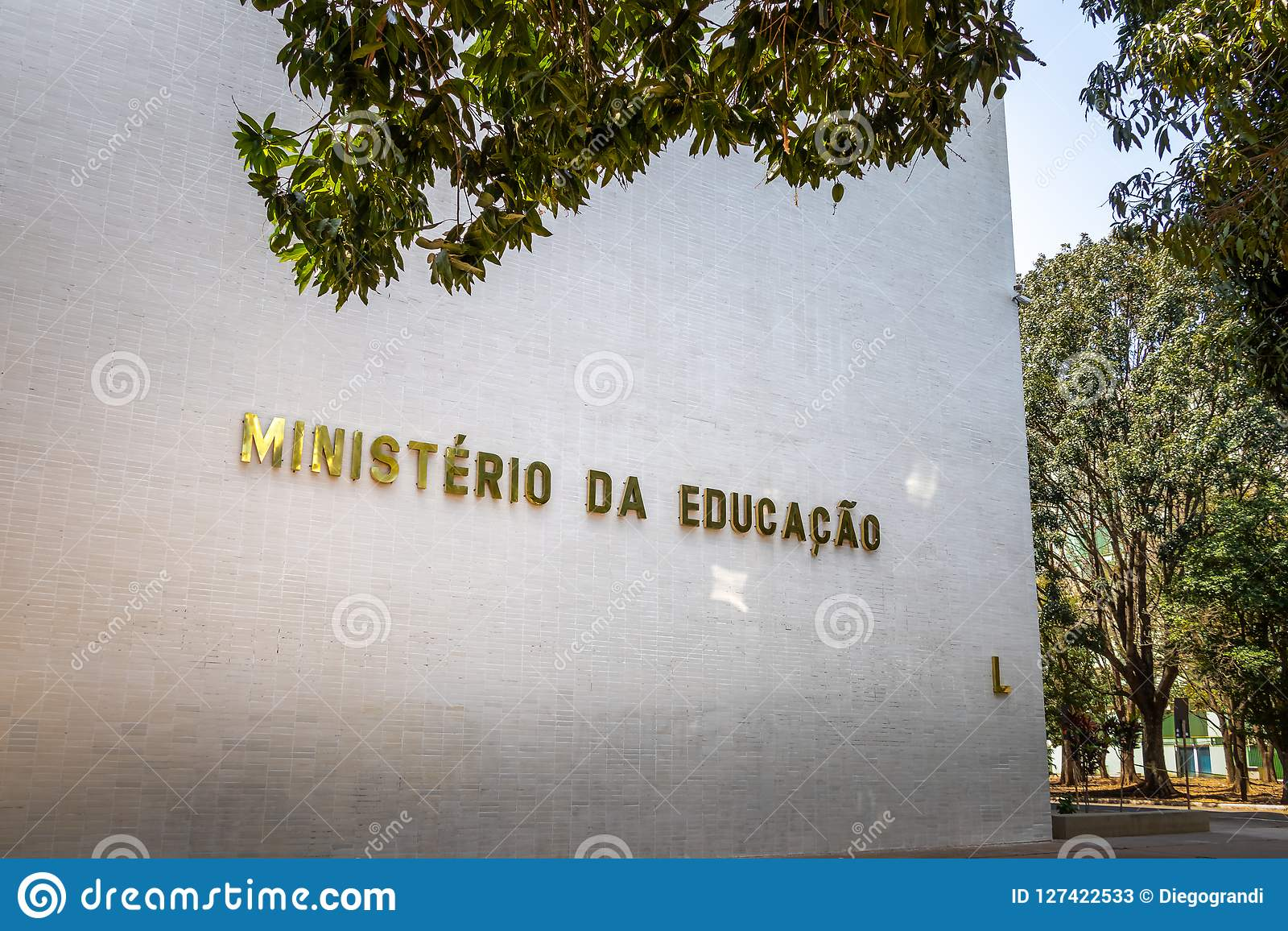 Министерство образования - Brasilia, Distrito федеральное, Бразилия