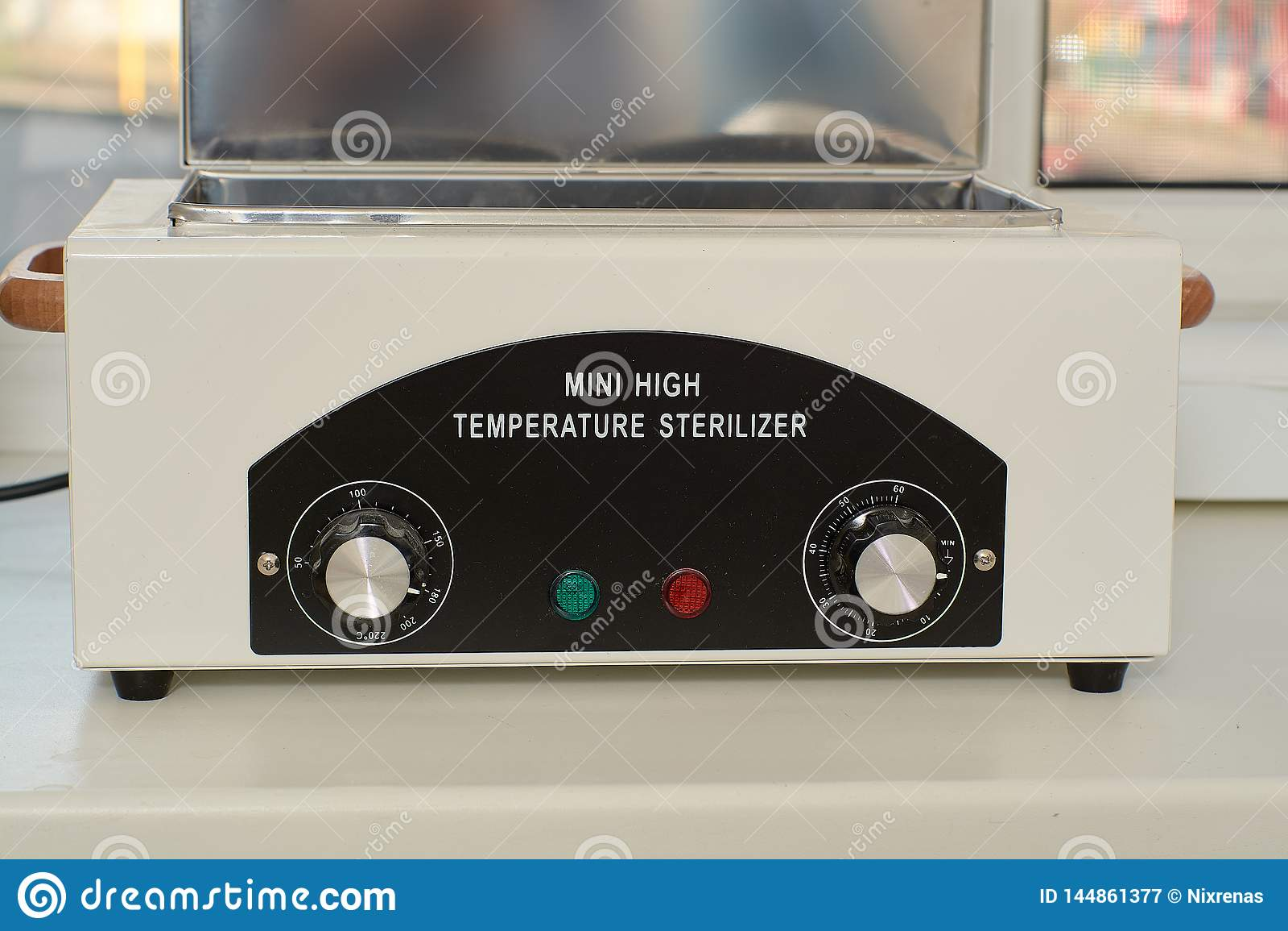 Мини высокотемпературное sterelizer Здравоохранение медицинского оборудования
