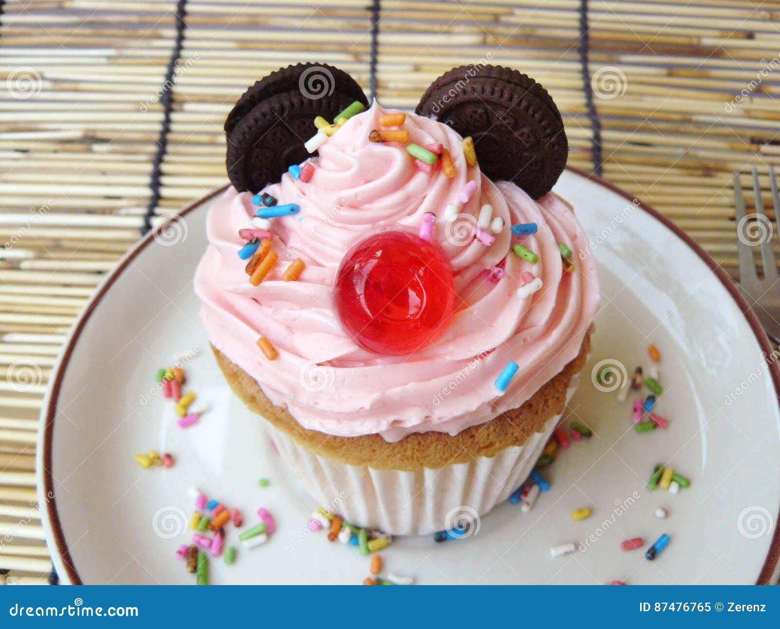 Мини пирожное мыши