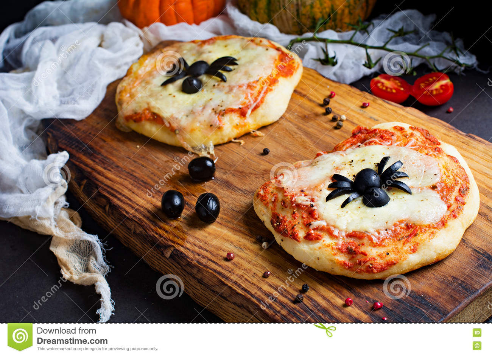 Мини пицца для детей