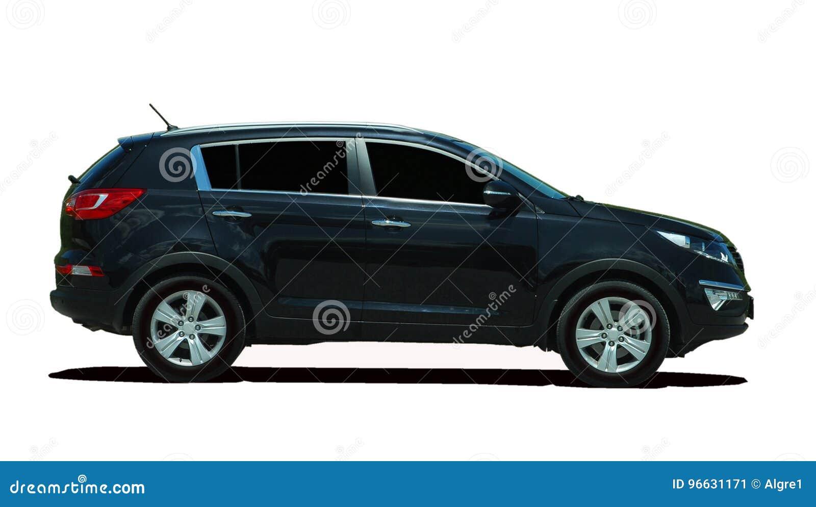 Мини SUV