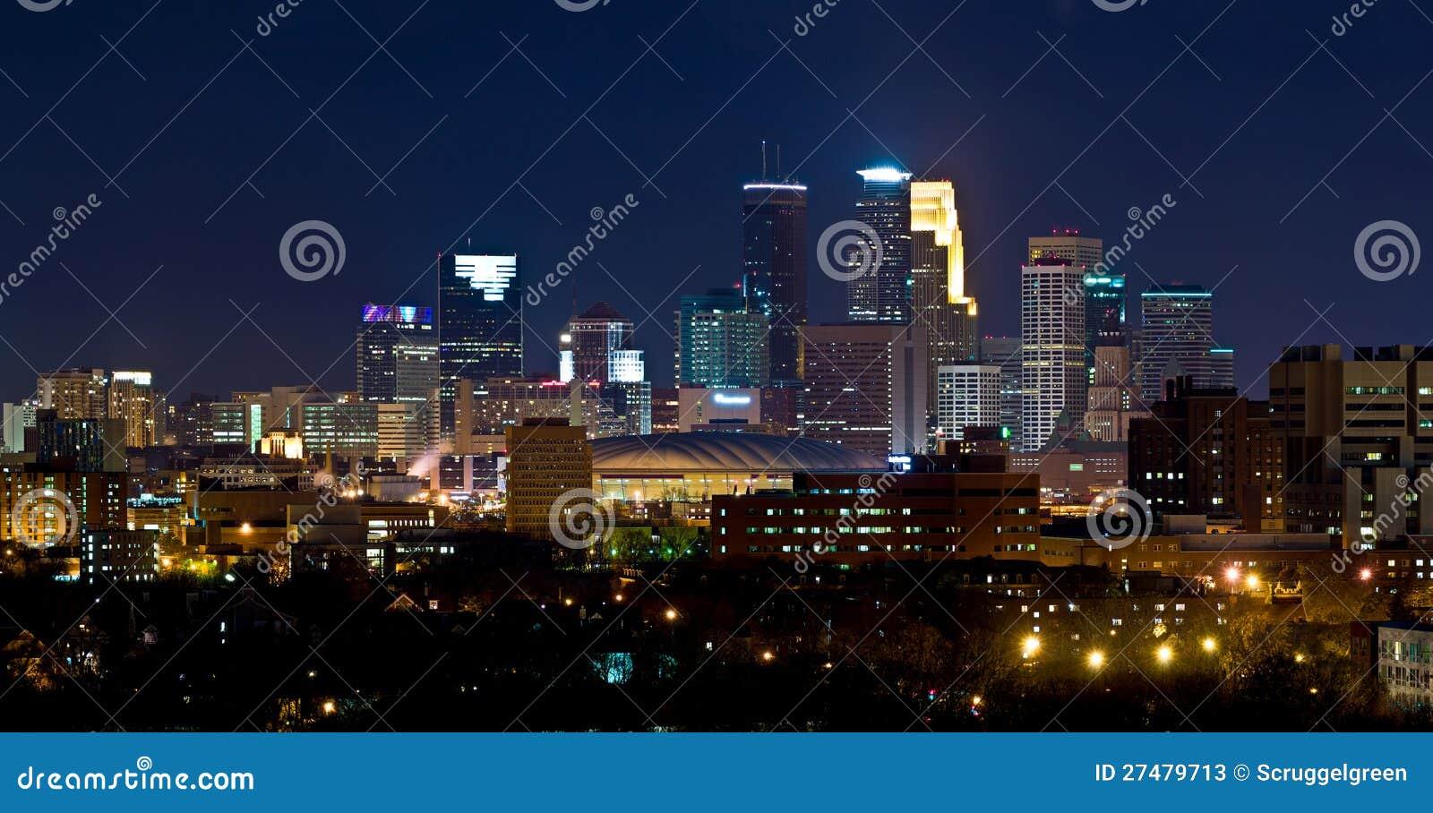 Миннеаполис Минесота восточная
