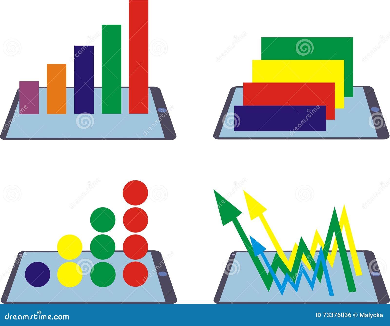 мир карты данным по infographics графиков установленный