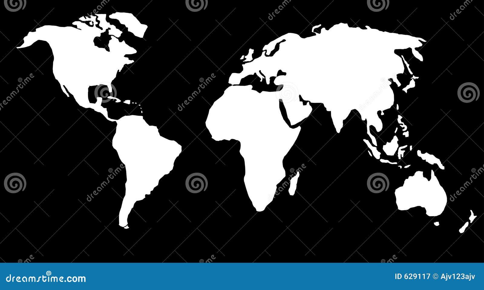 Download мир карты глобуса иллюстрация штока. иллюстрации насчитывающей нация - 629117