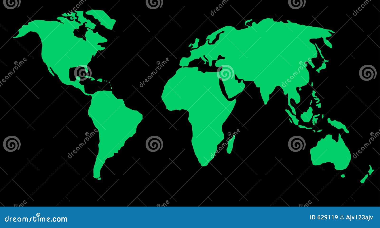 Download мир карты глобуса иллюстрация штока. иллюстрации насчитывающей ржавчина - 629119