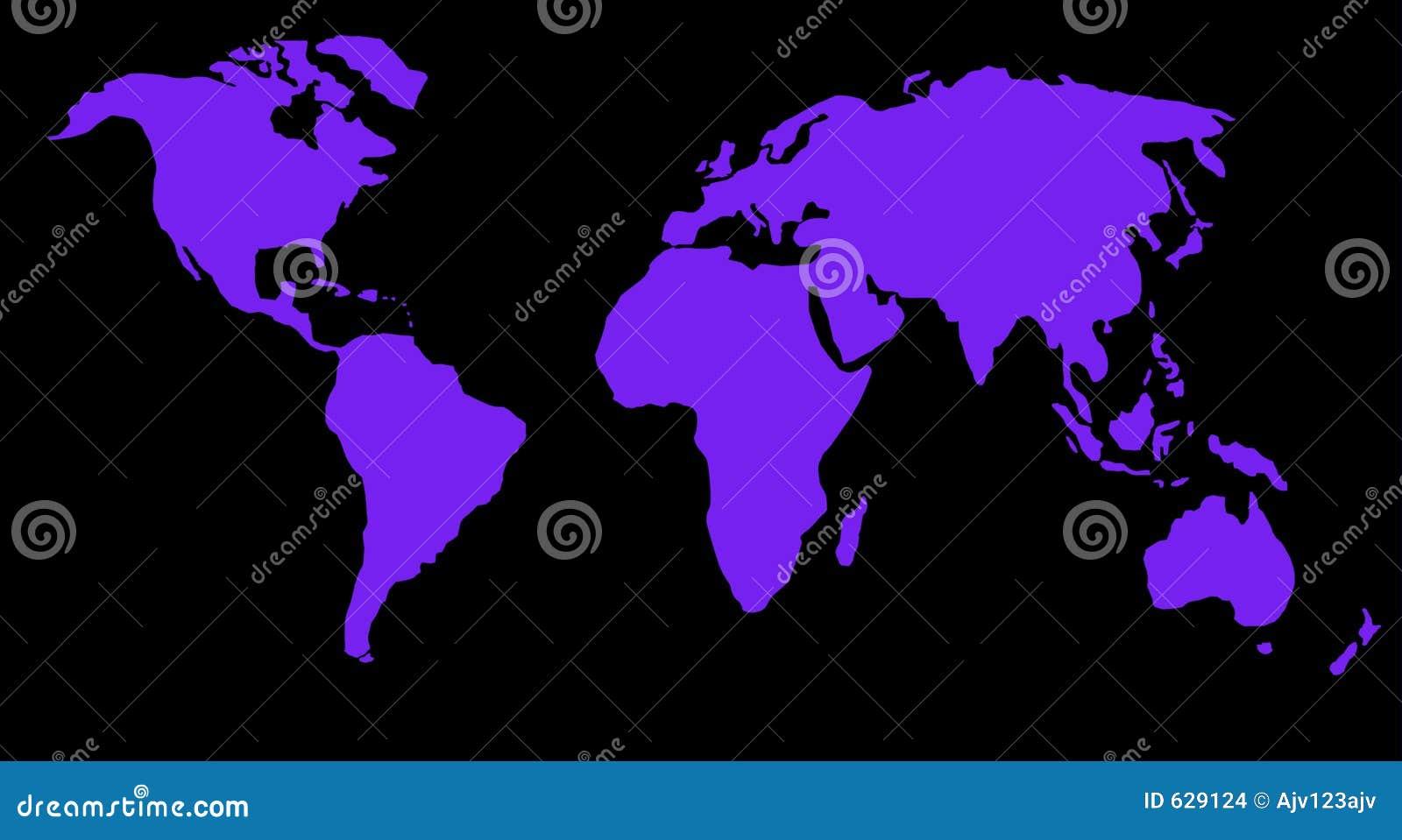Download мир карты глобуса иллюстрация штока. иллюстрации насчитывающей материки - 629124