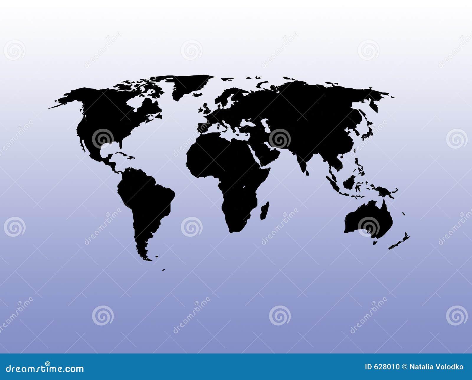 Download мир карты градиента предпосылки Иллюстрация штока - иллюстрации насчитывающей гловально, australites: 628010