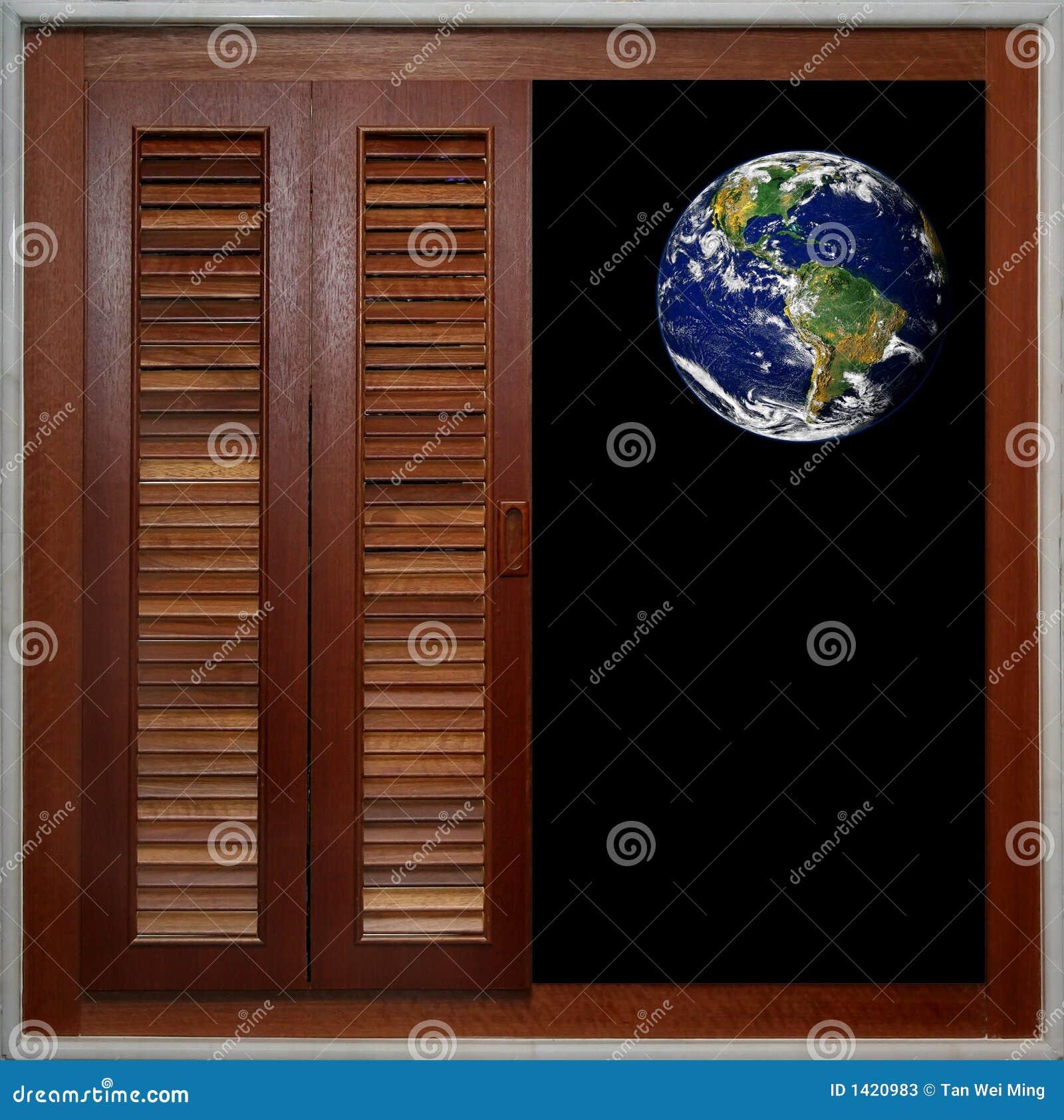 мир окна