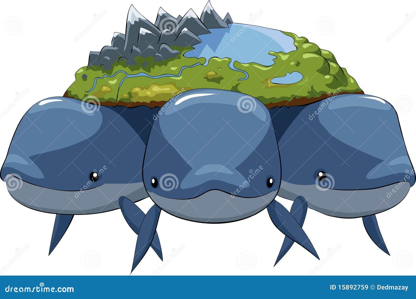 Три кита на на на 17 фотография