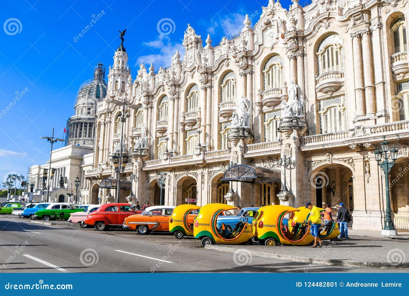 Мифическая старая Гавана