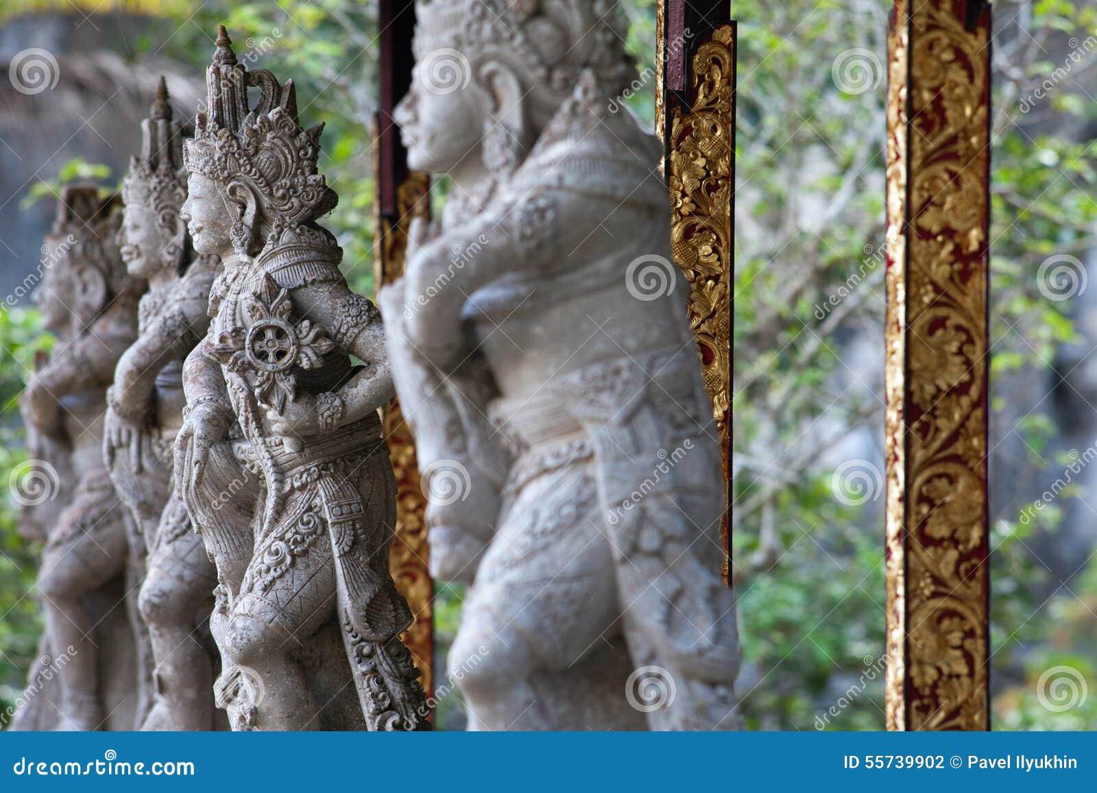 Мифология дракона Бали